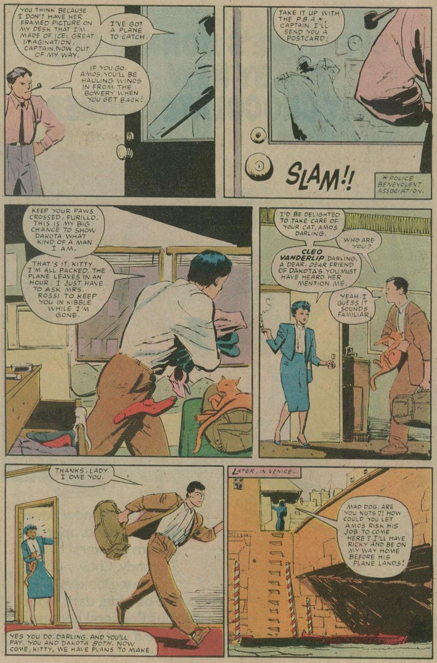 Read online Dakota North comic -  Issue #4 - 7