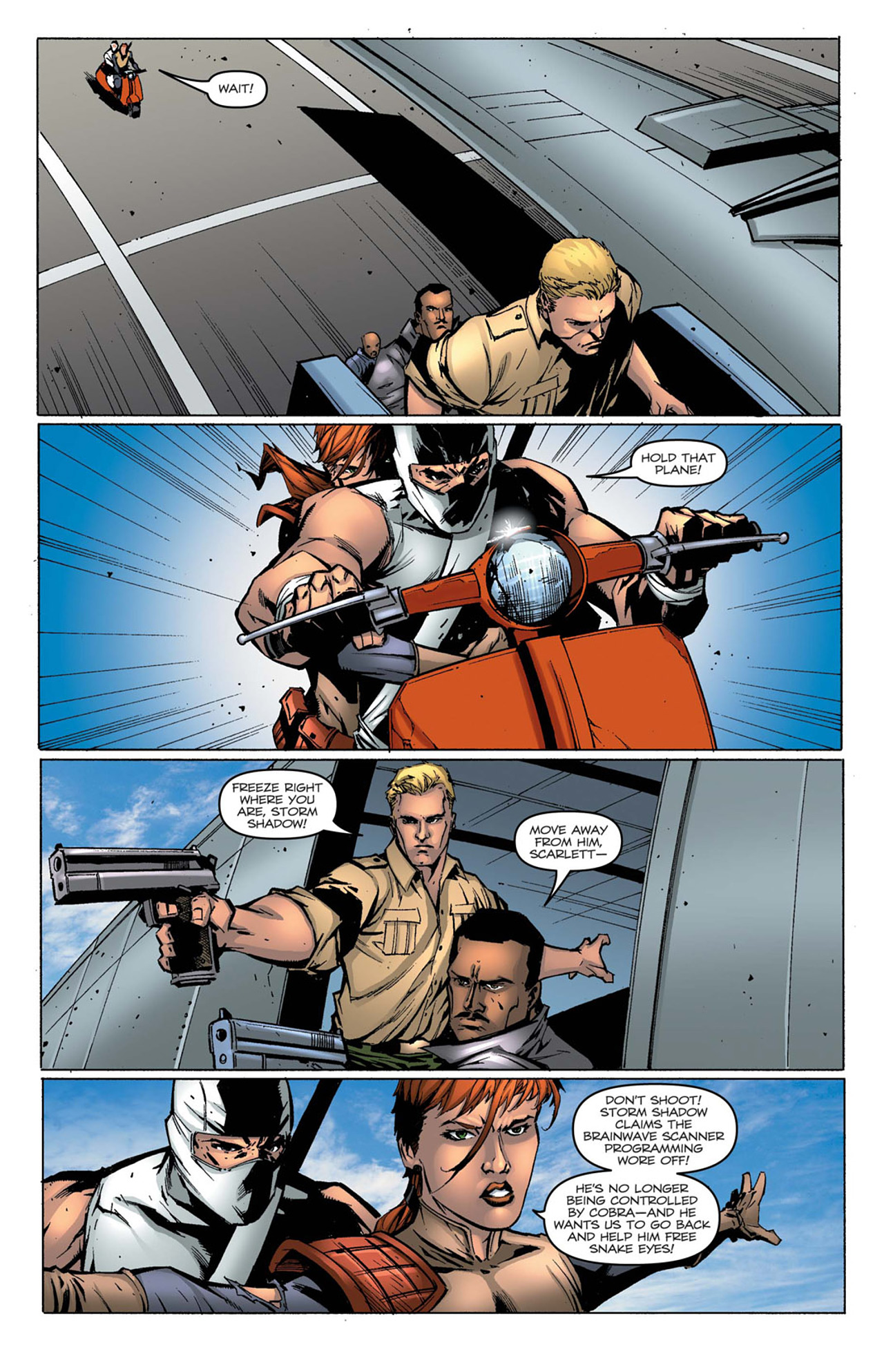 G.I. Joe: A Real American Hero 160 Page 20