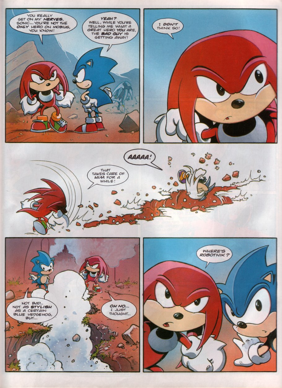 Read online Sonic the Comic comic -  Issue #100 - 13