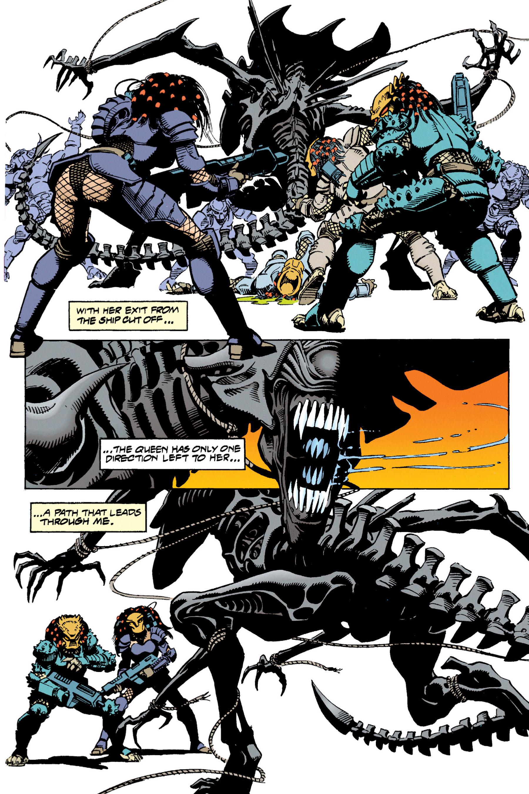 Read online Aliens vs. Predator Omnibus comic -  Issue # _TPB 1 Part 3 - 31
