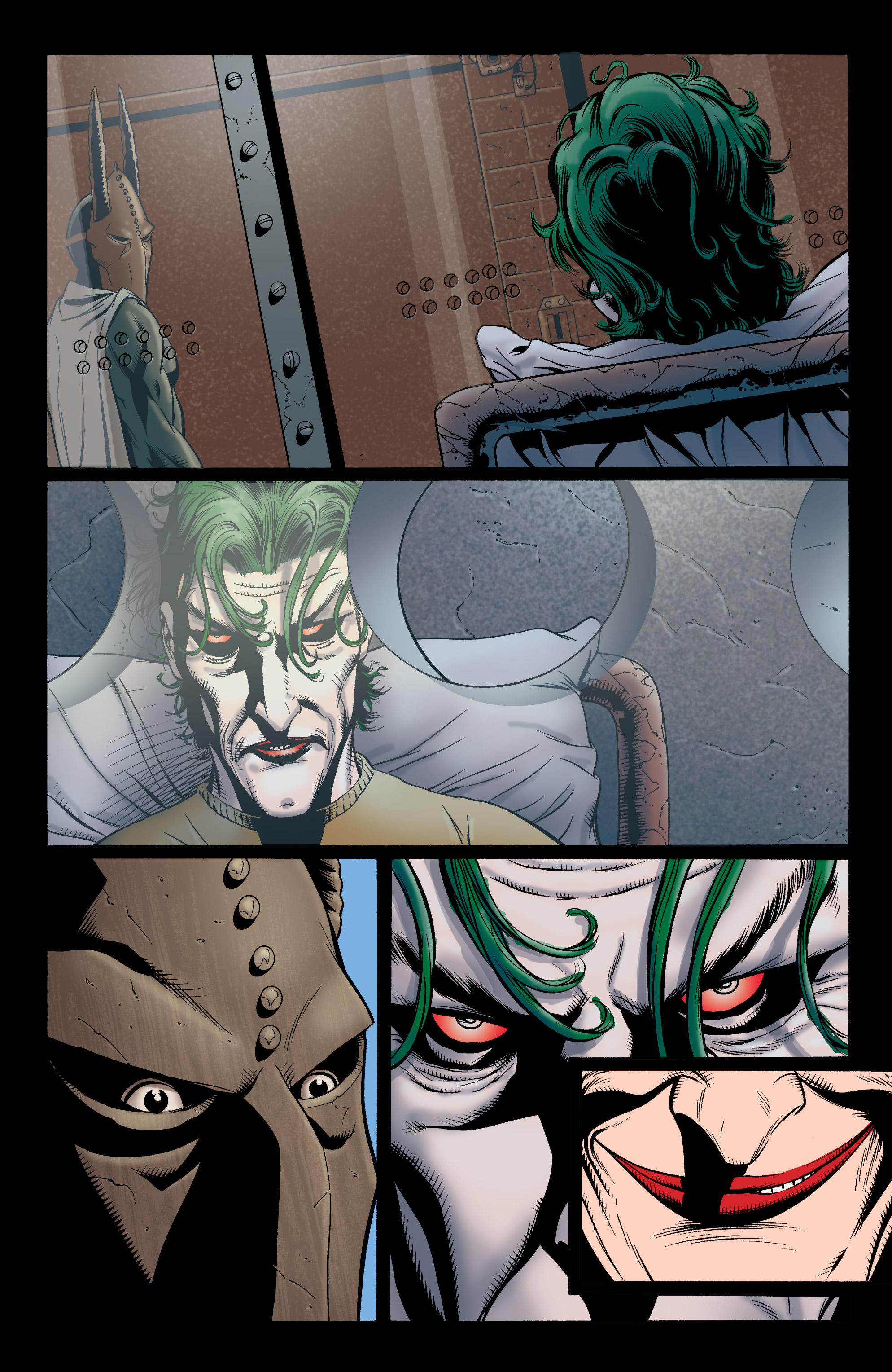 Read online Batman: The Widening Gyre comic -  Issue #6 - 38