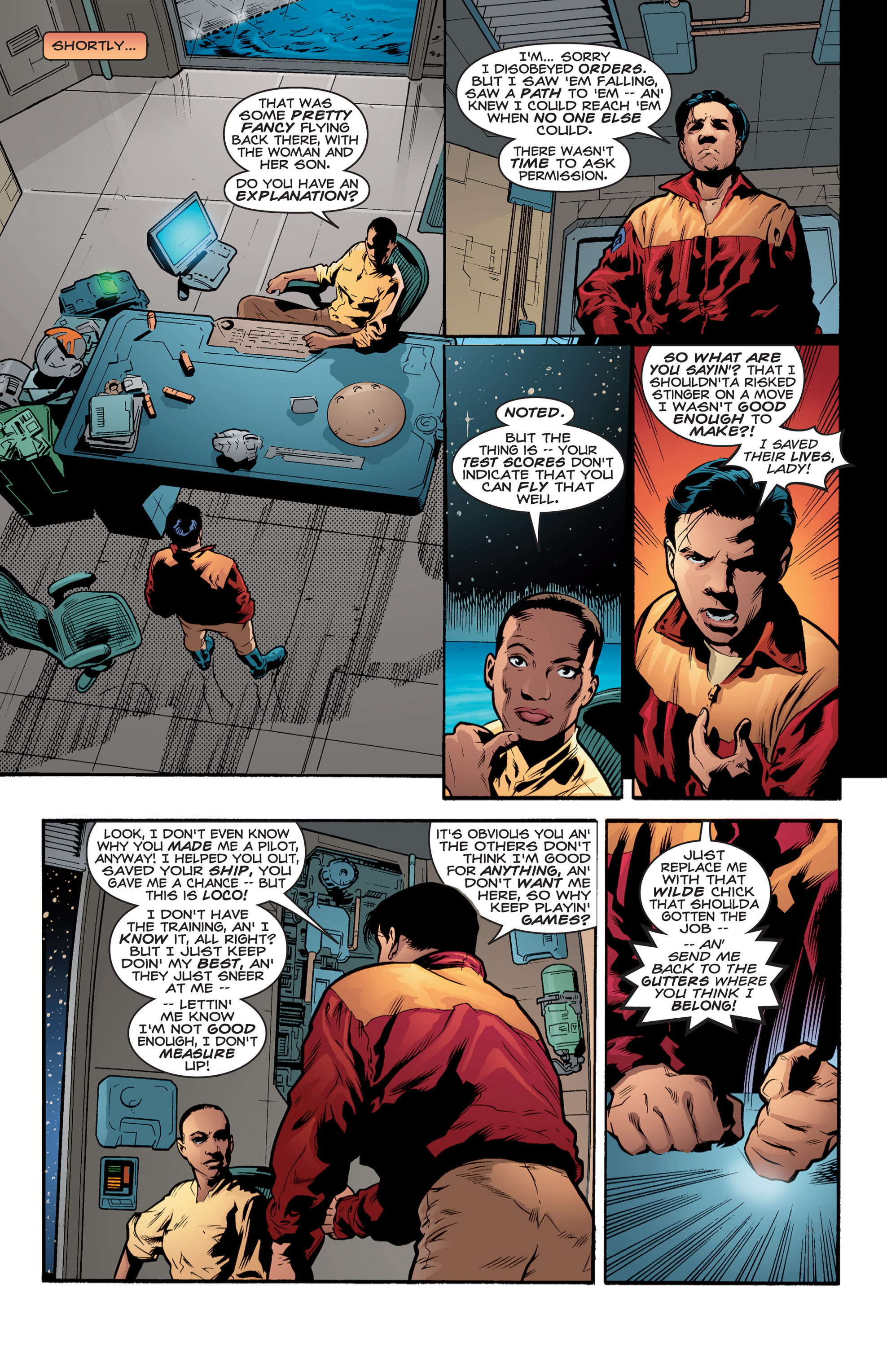 Read online Shockrockets comic -  Issue # TPB - 51