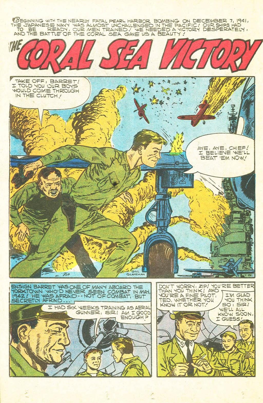 Read online Fightin' Navy comic -  Issue #128 - 16