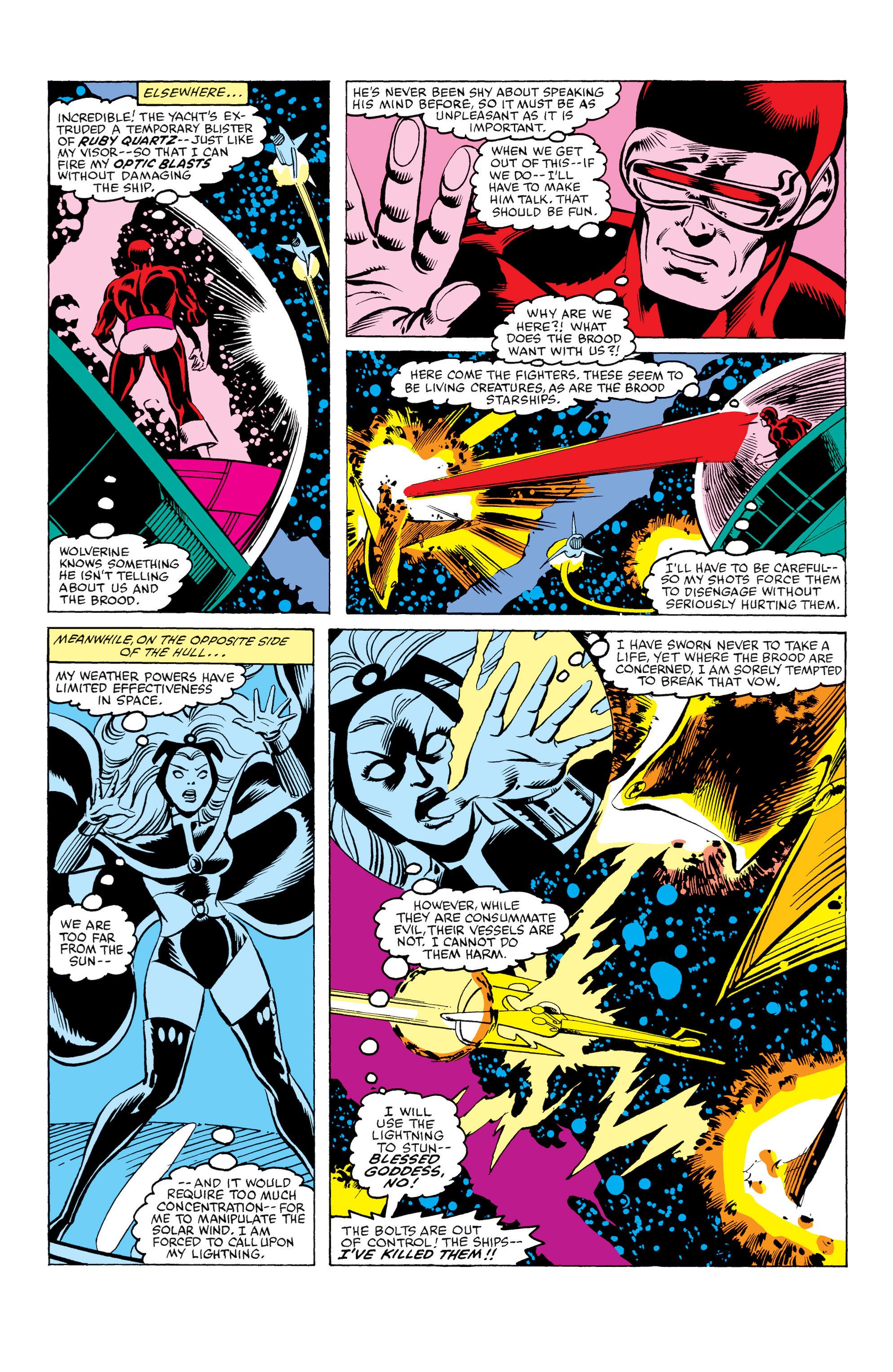 Read online Uncanny X-Men (1963) comic -  Issue #164 - 6