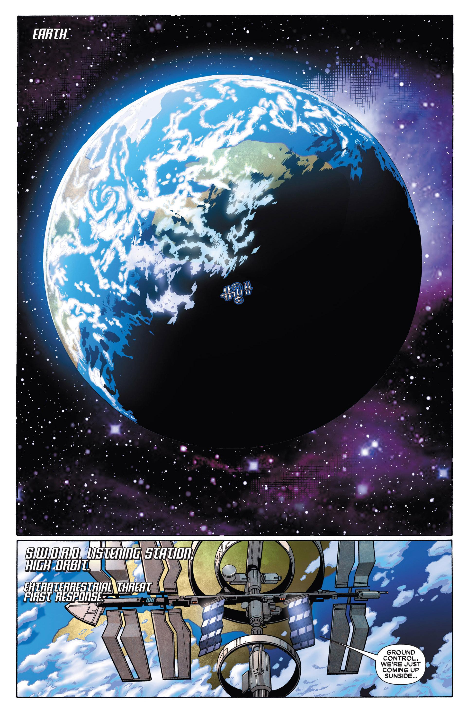 Read online Annihilators: Earthfall comic -  Issue #1 - 11