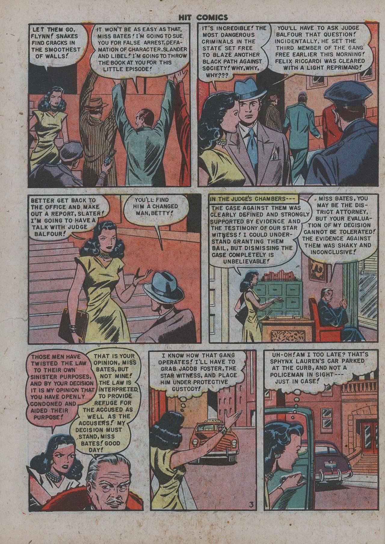 Read online Hit Comics comic -  Issue #63 - 30