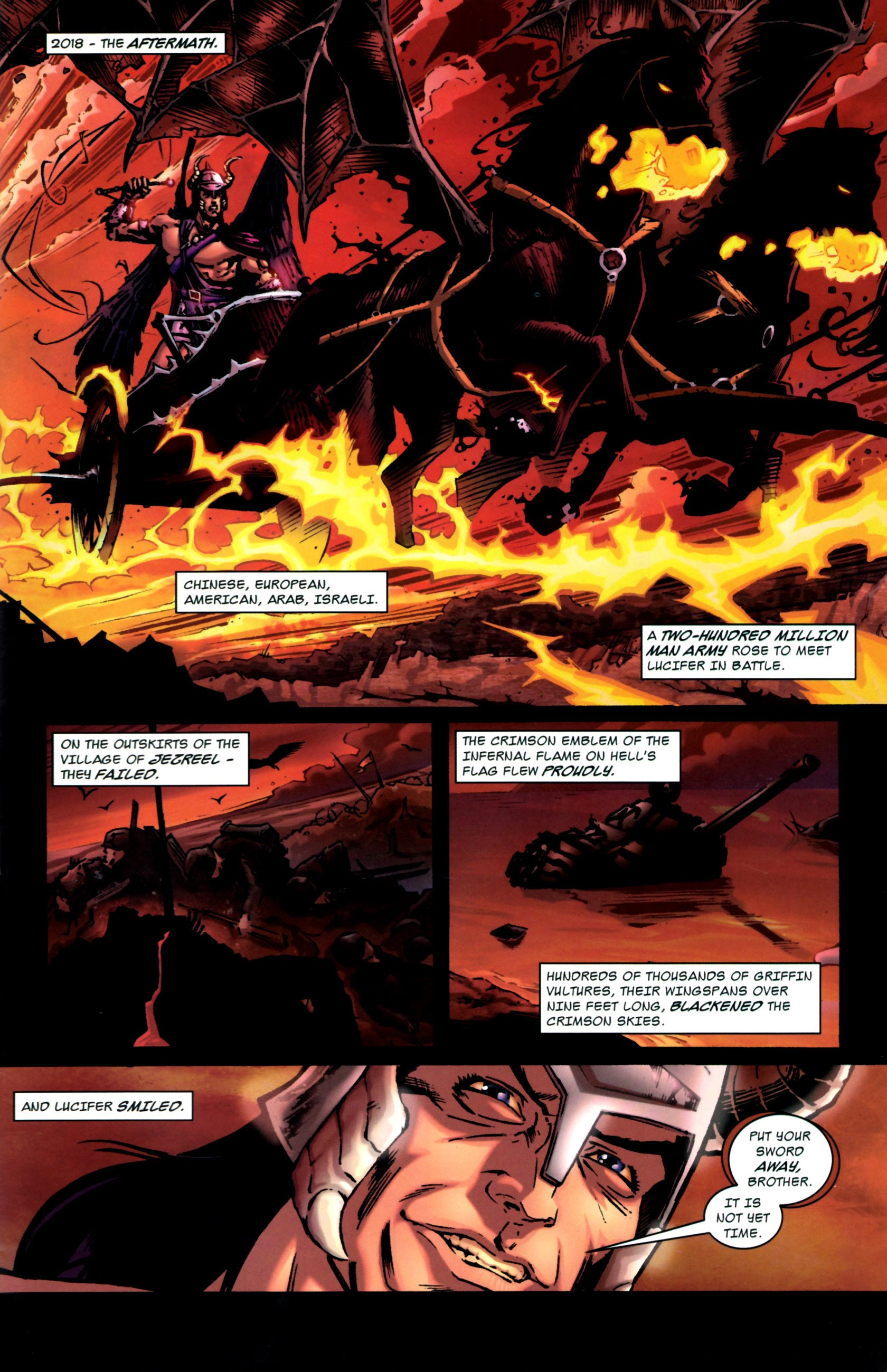 Read online Abiding Perdition comic -  Issue #5 - 33