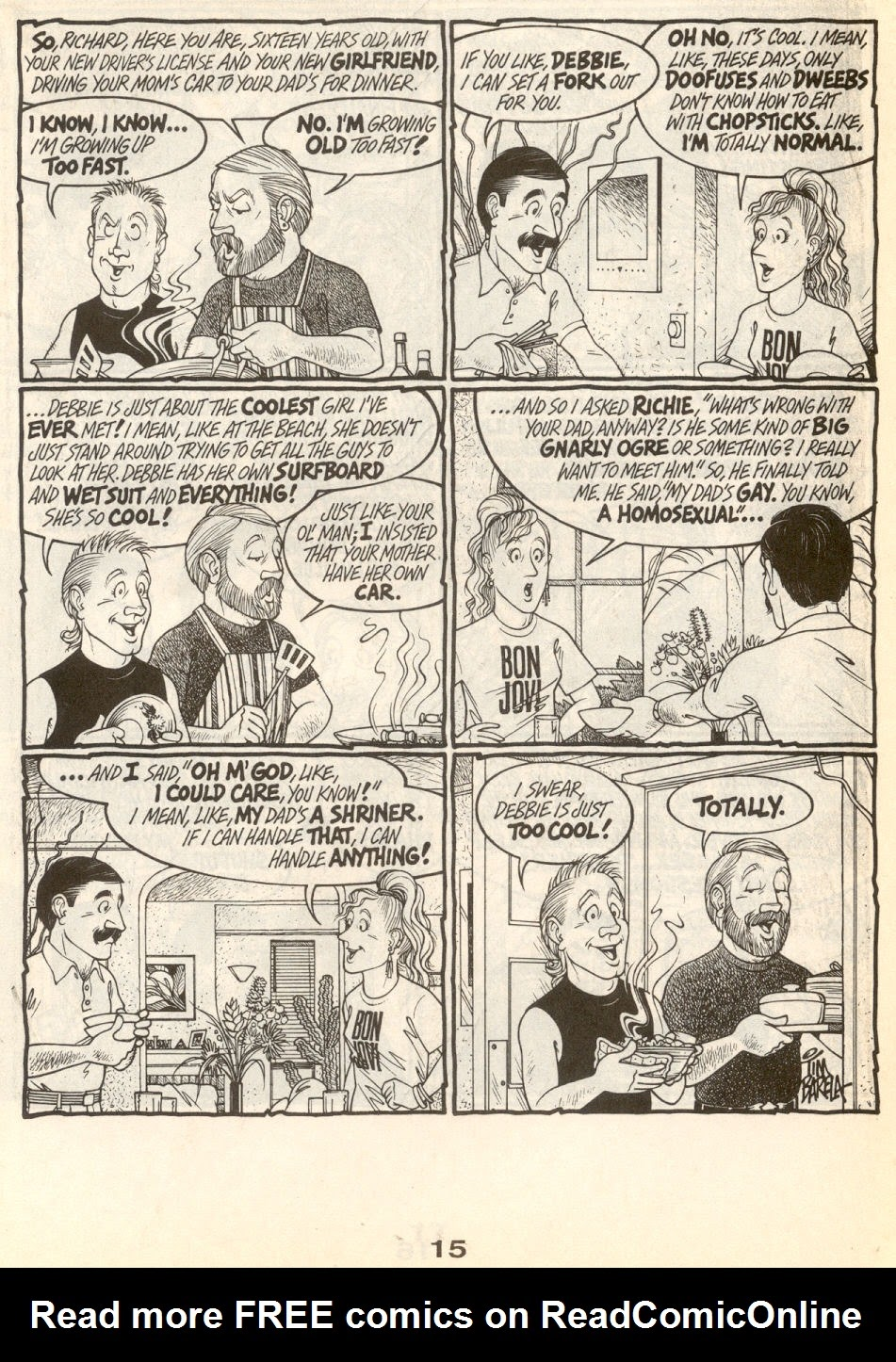 Gay Comix (Gay Comics) issue _Special_1 - Page 18