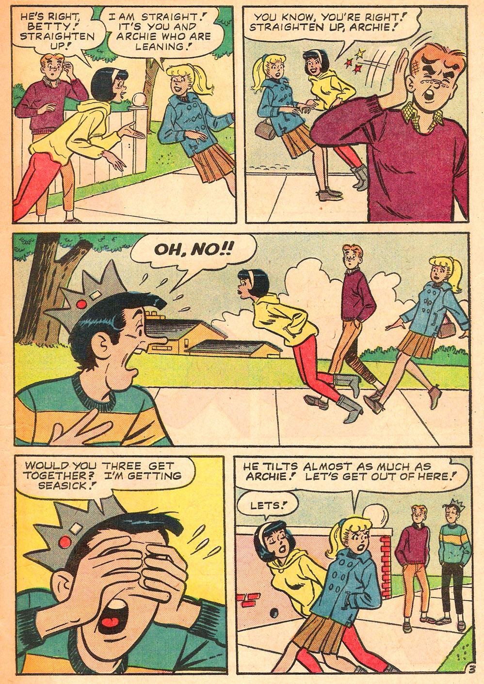 Read online Archie's Girls Betty and Veronica comic -  Issue #122 - 15