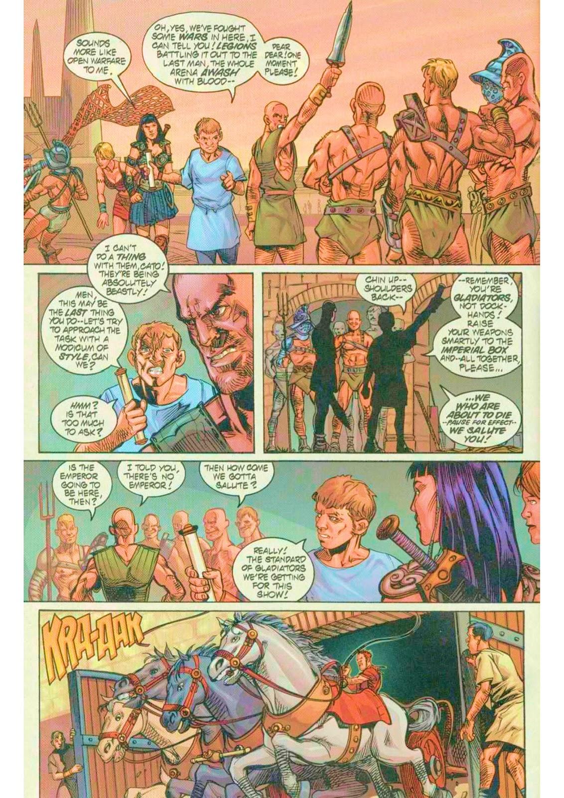 Xena: Warrior Princess (1999) Issue #7 #7 - English 5