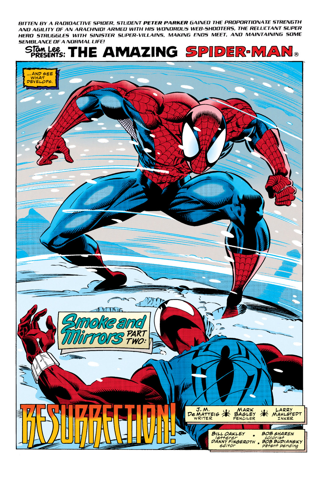 The Amazing Spider-Man (1963) 399 Page 5