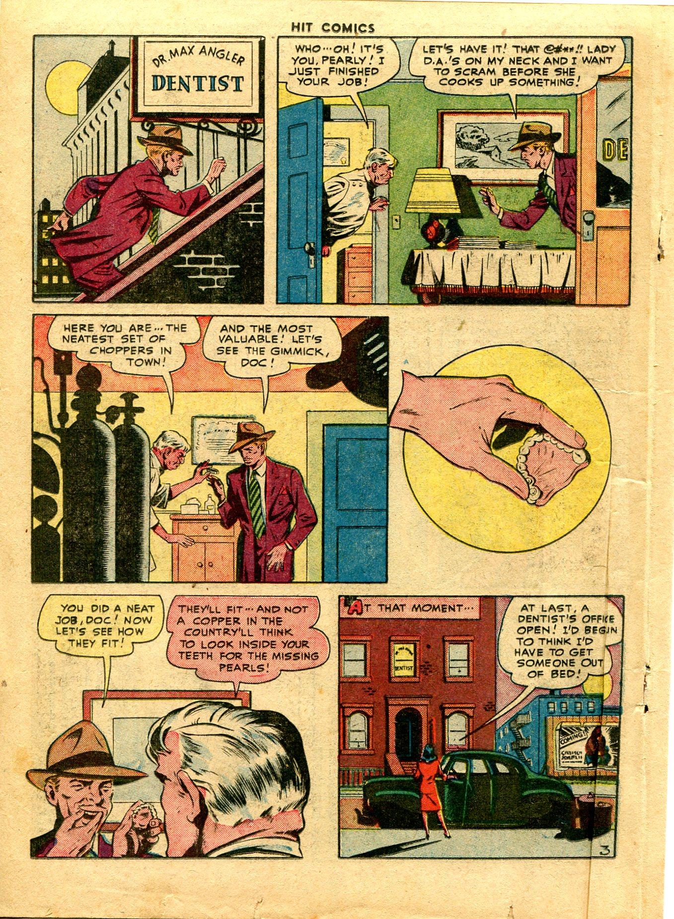 Read online Hit Comics comic -  Issue #48 - 28