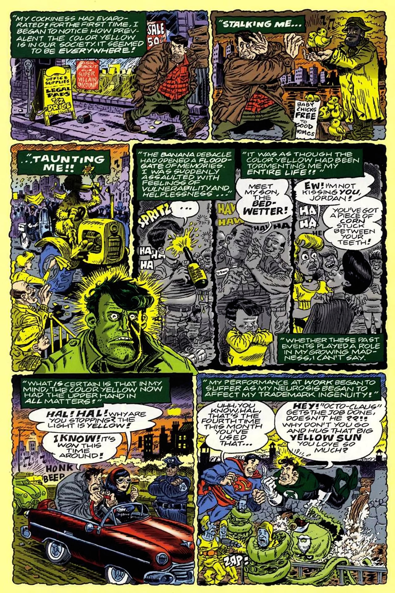 Read online Bizarro World comic -  Issue # TPB - 54