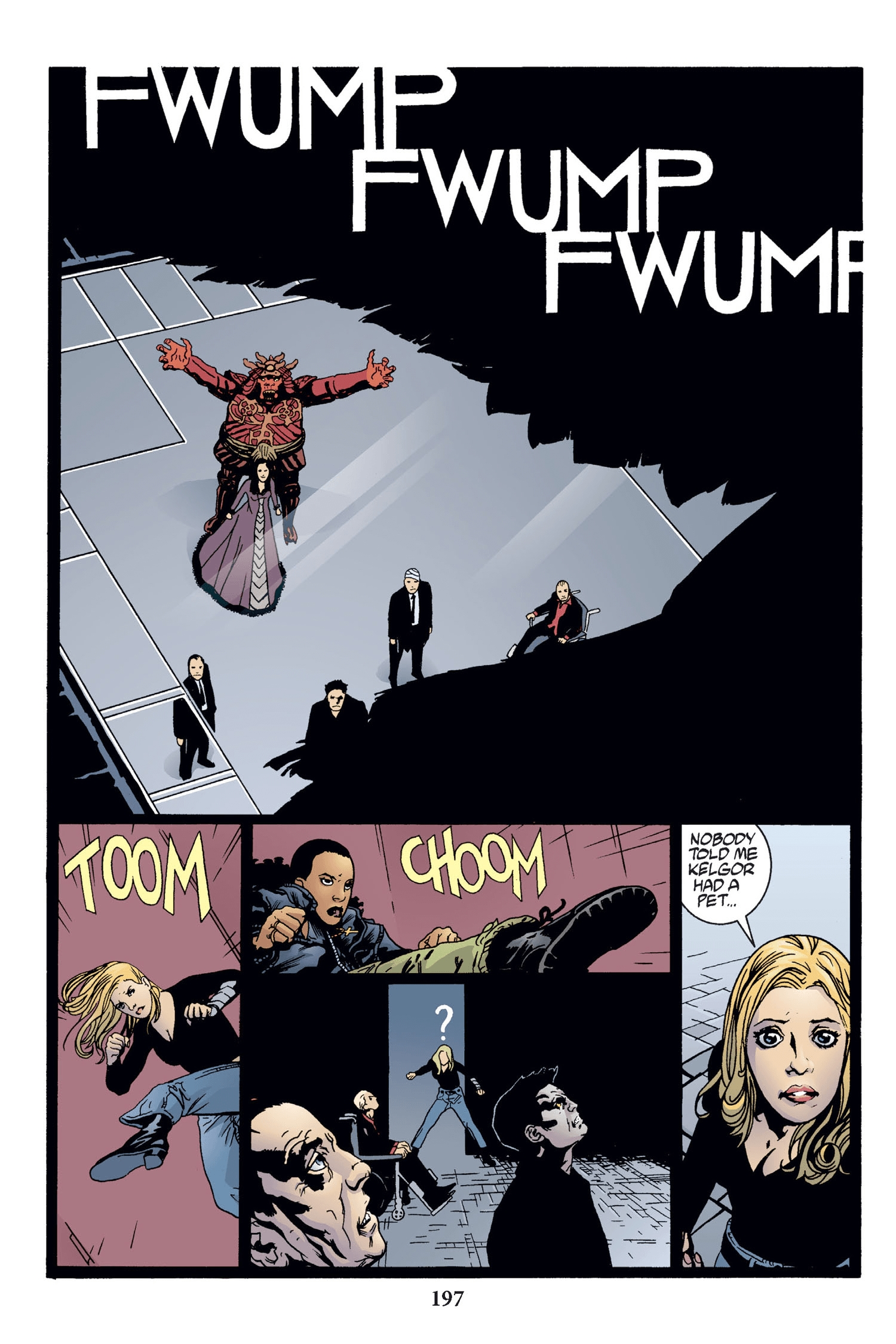 Read online Buffy the Vampire Slayer: Omnibus comic -  Issue # TPB 2 - 191