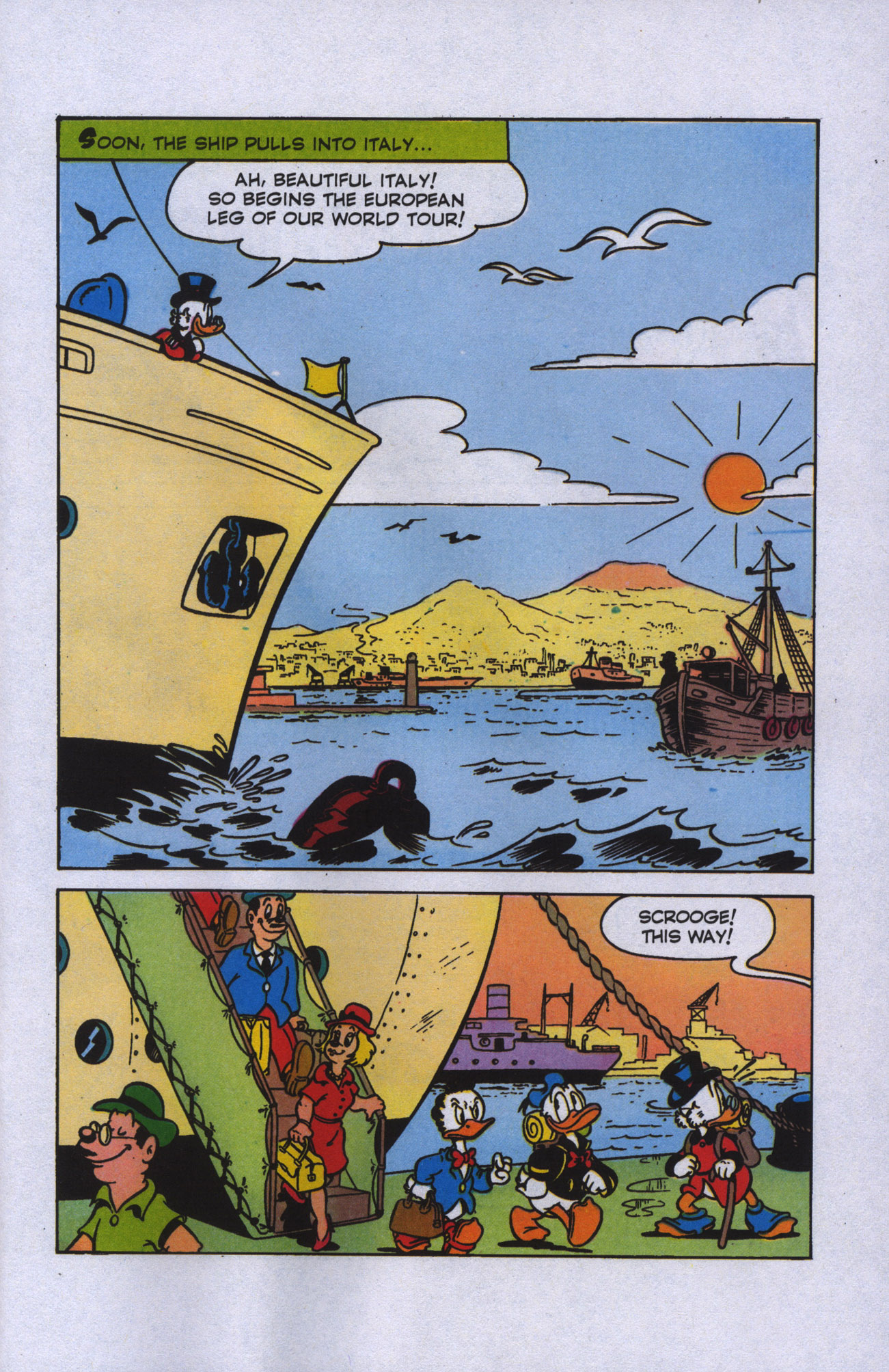 Read online Uncle Scrooge (1953) comic -  Issue #389 - 24