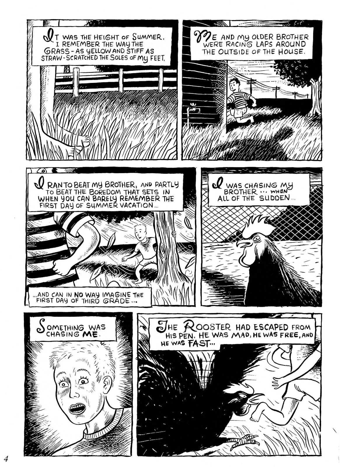 Drawn & Quarterly (1990) issue 8 - Page 6