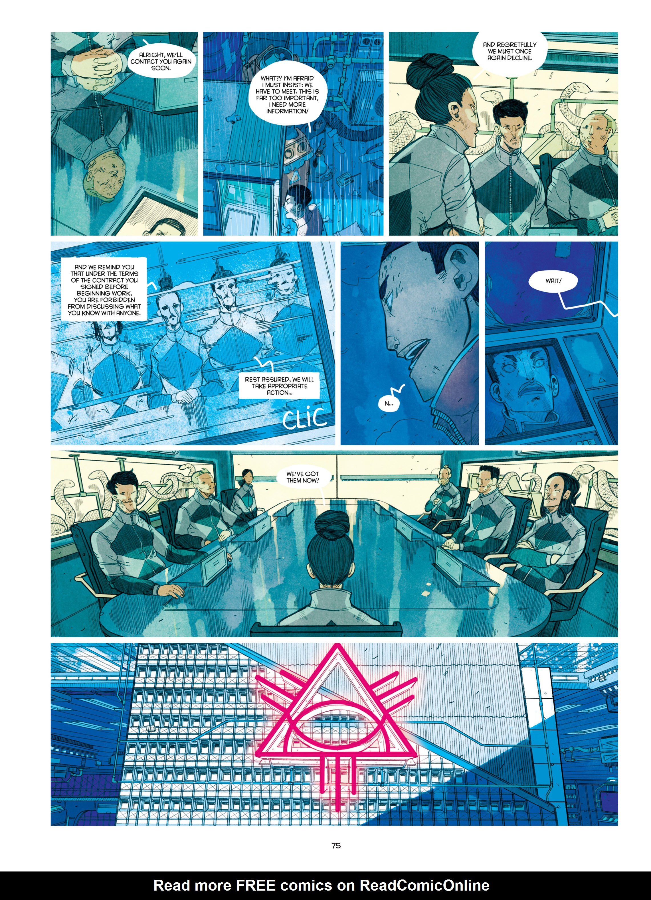 Read online Shangri-La comic -  Issue # Full - 76