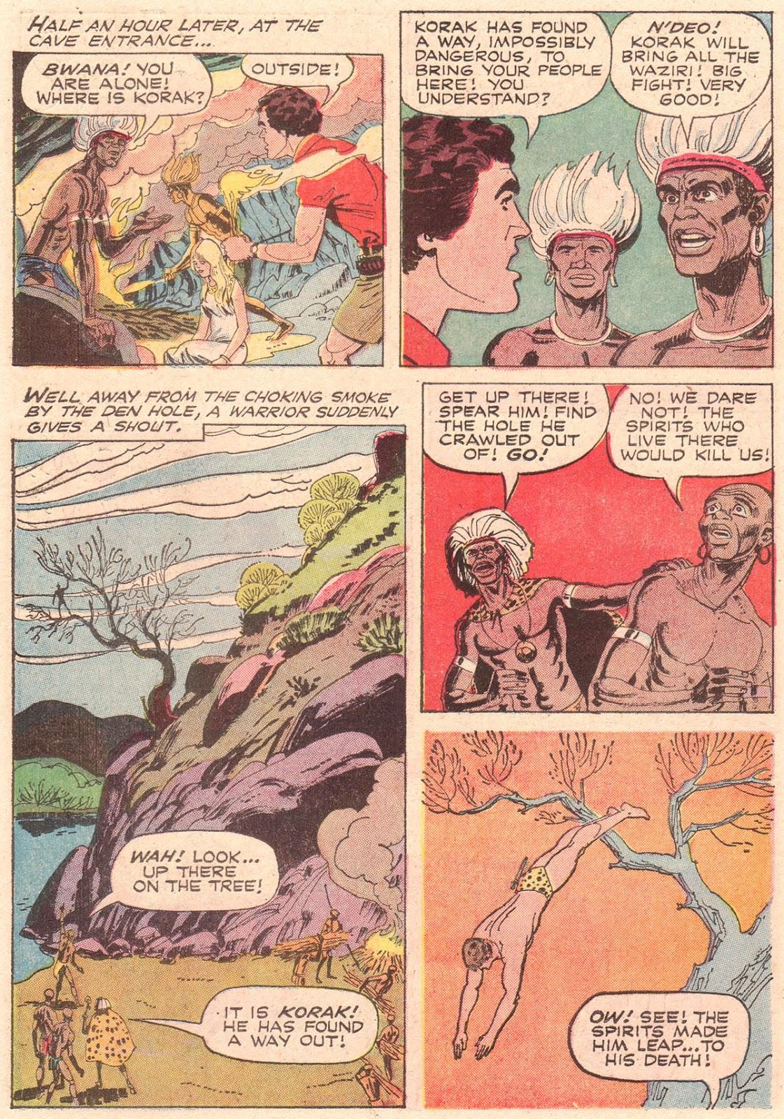 Korak, Son of Tarzan (1964) issue 38 - Page 17