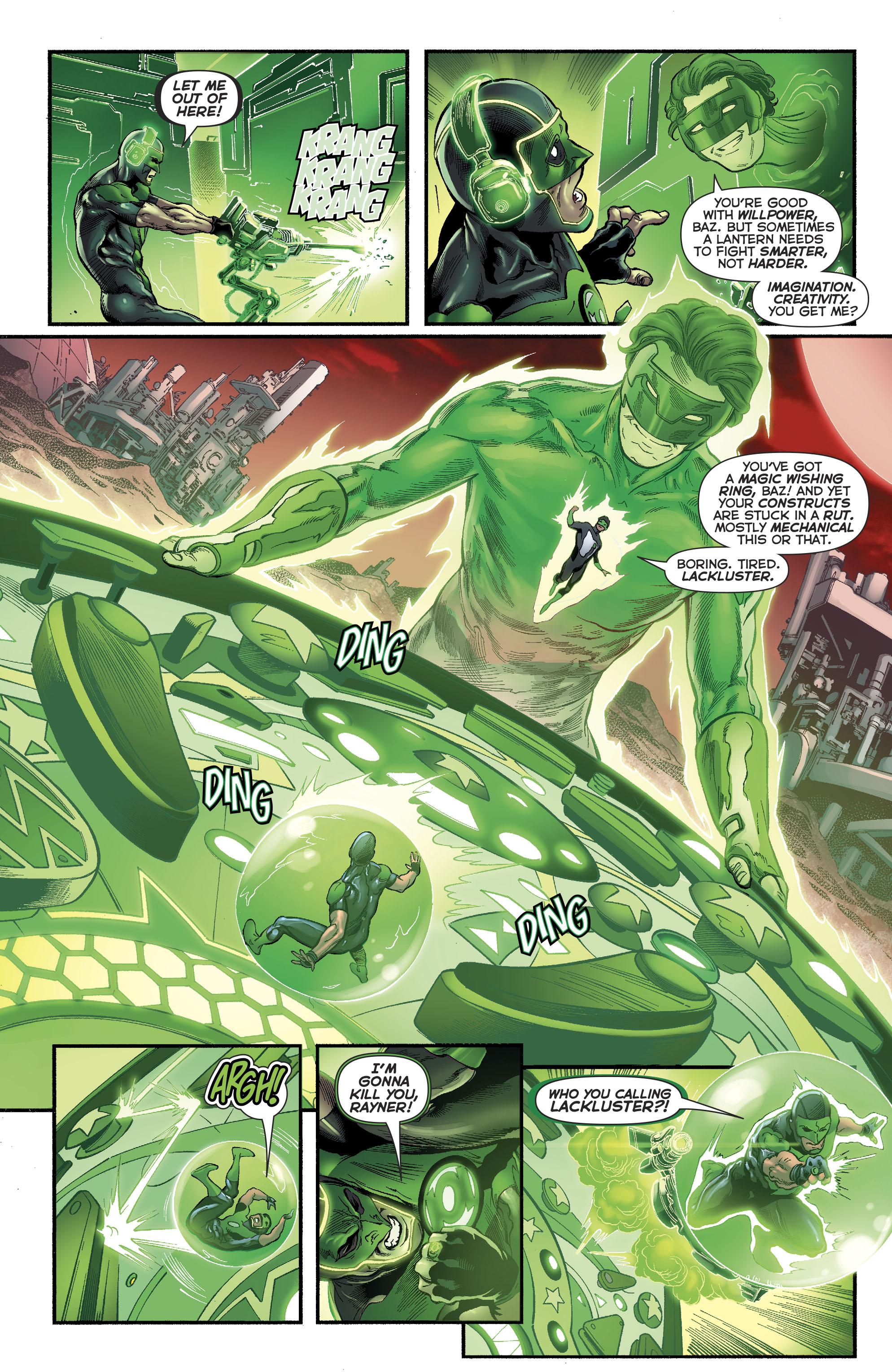 Read online Green Lanterns comic -  Issue #23 - 18