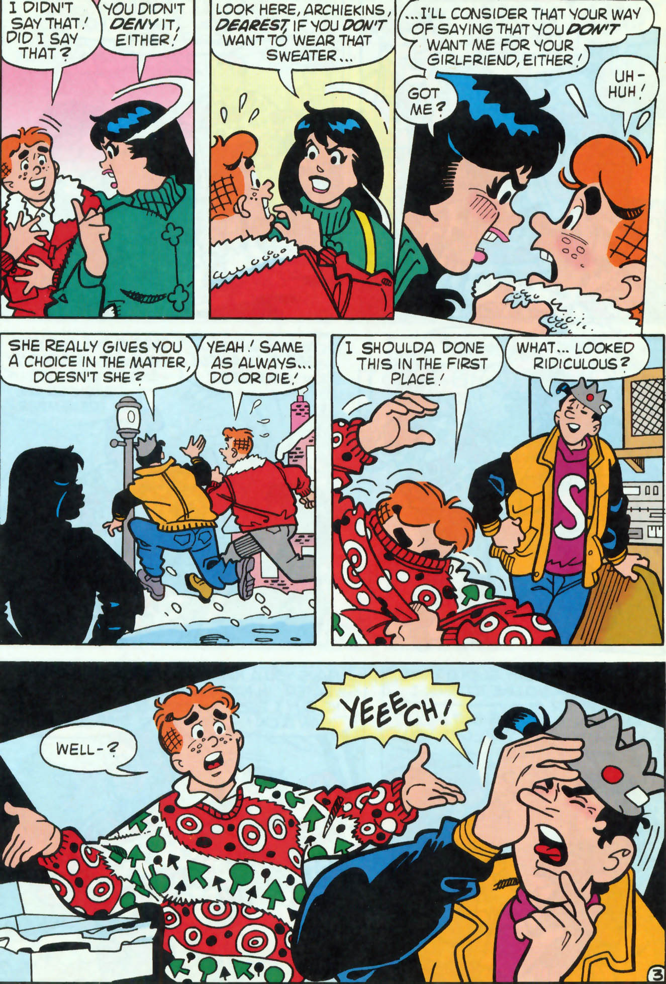 Read online Archie (1960) comic -  Issue #456 - 10