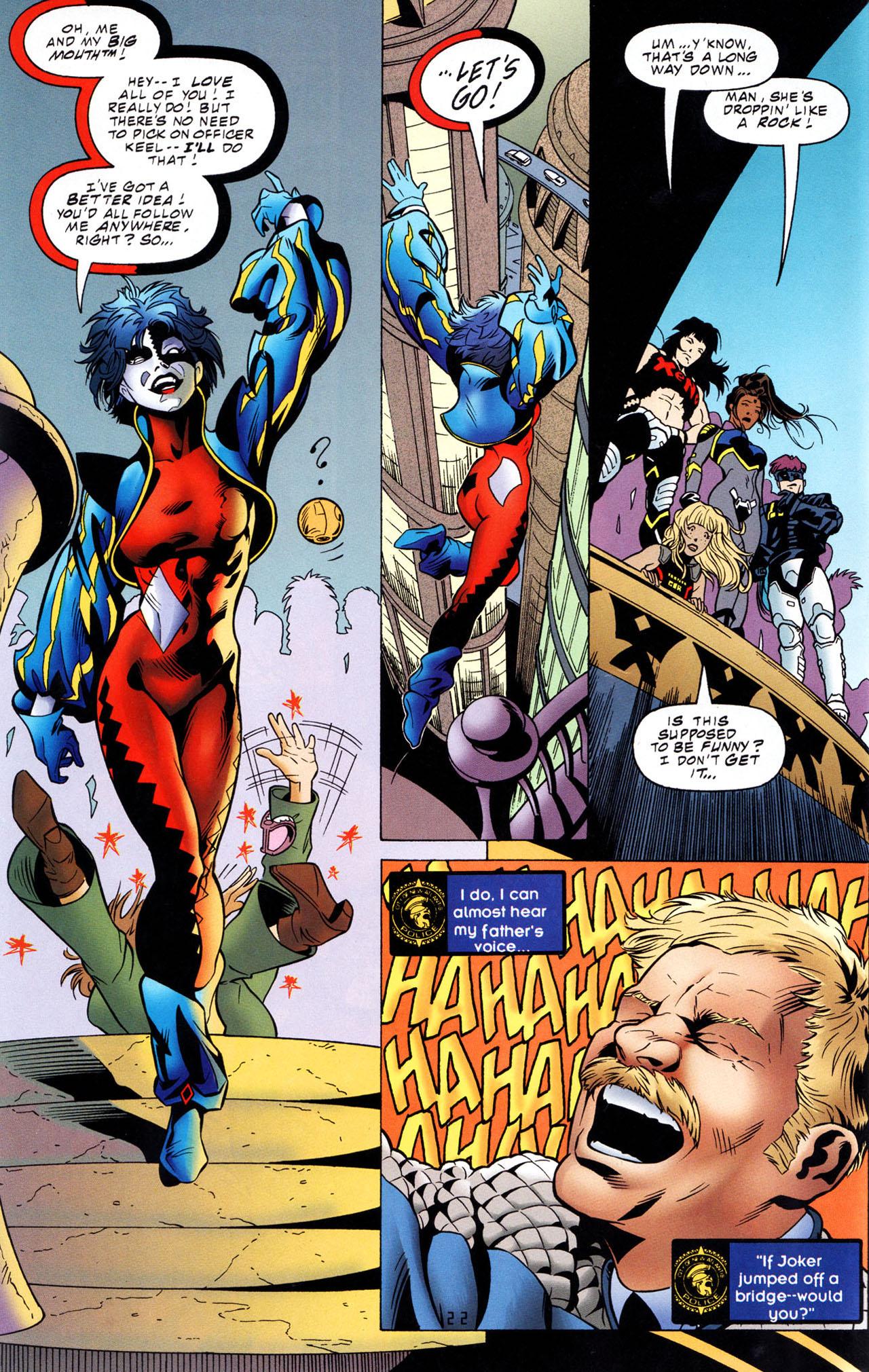 Read online Tangent Comics/ The Joker comic -  Issue # Full - 23
