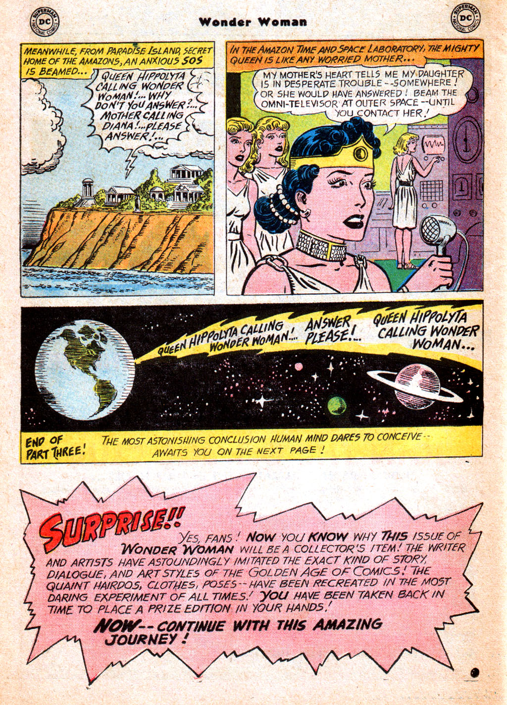 Read online Wonder Woman (1942) comic -  Issue #156 - 26
