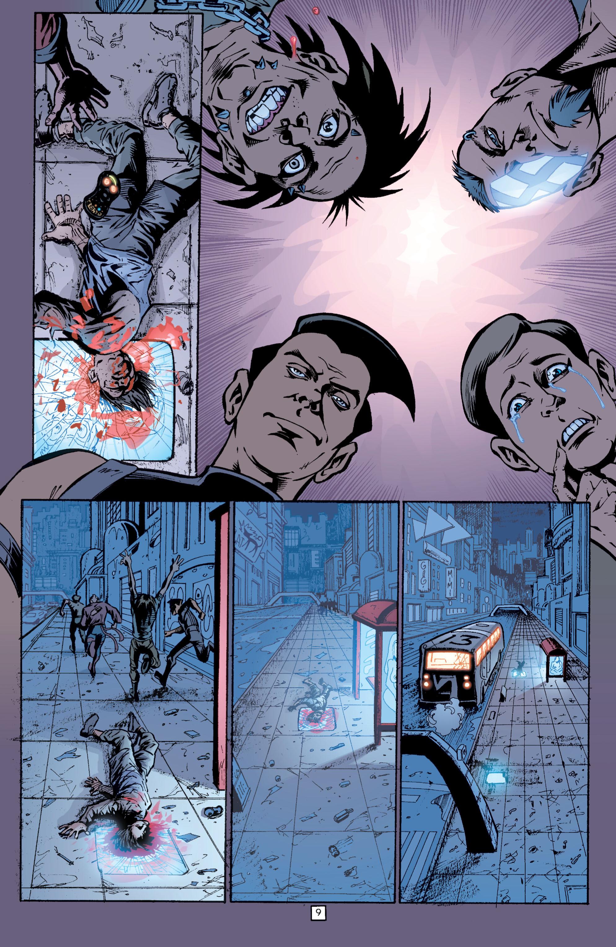 Read online Transmetropolitan comic -  Issue #28 - 10