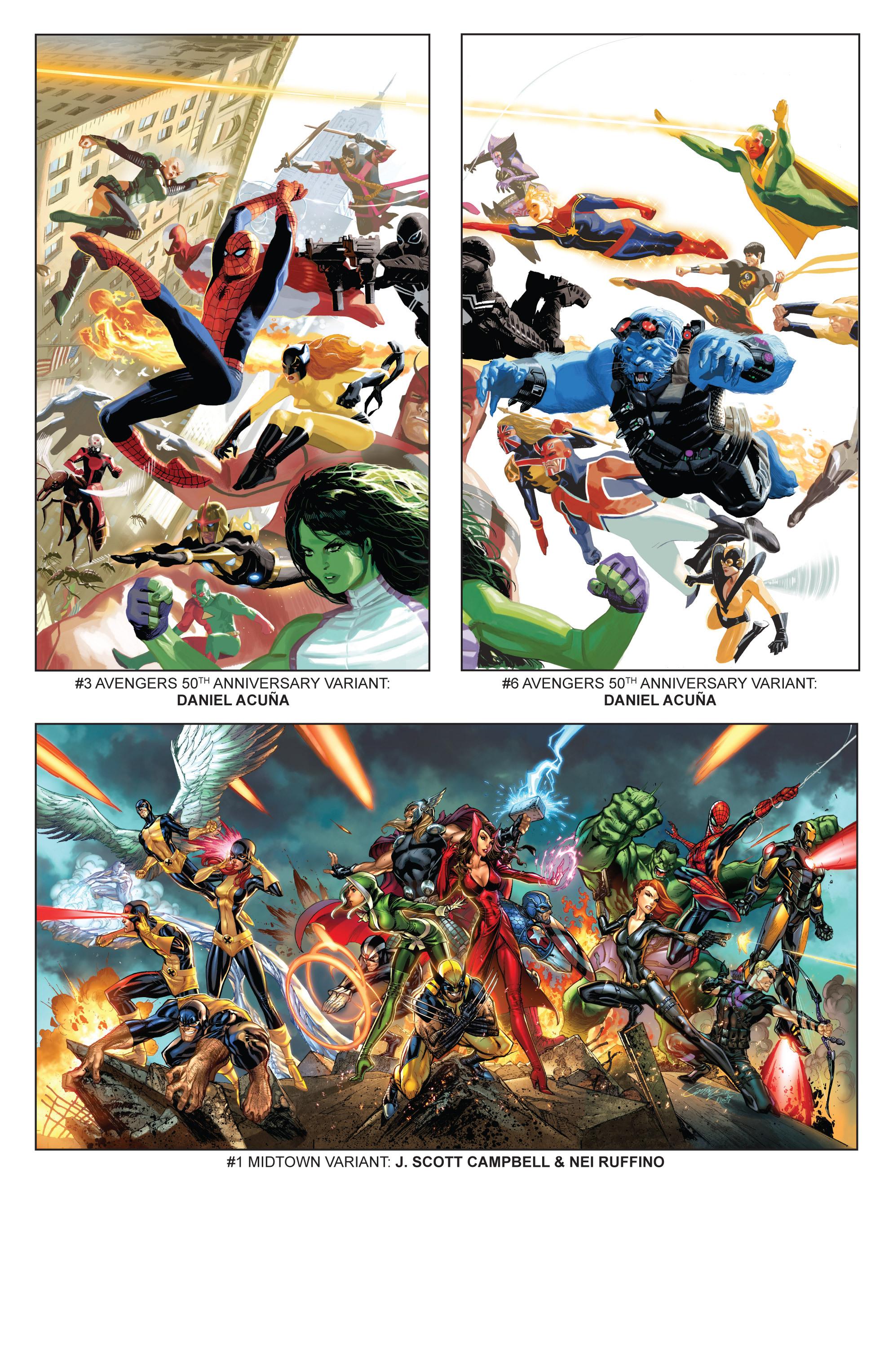 Read online Avengers (2013) comic -  Issue #Avengers (2013) _TPB 1 - 166