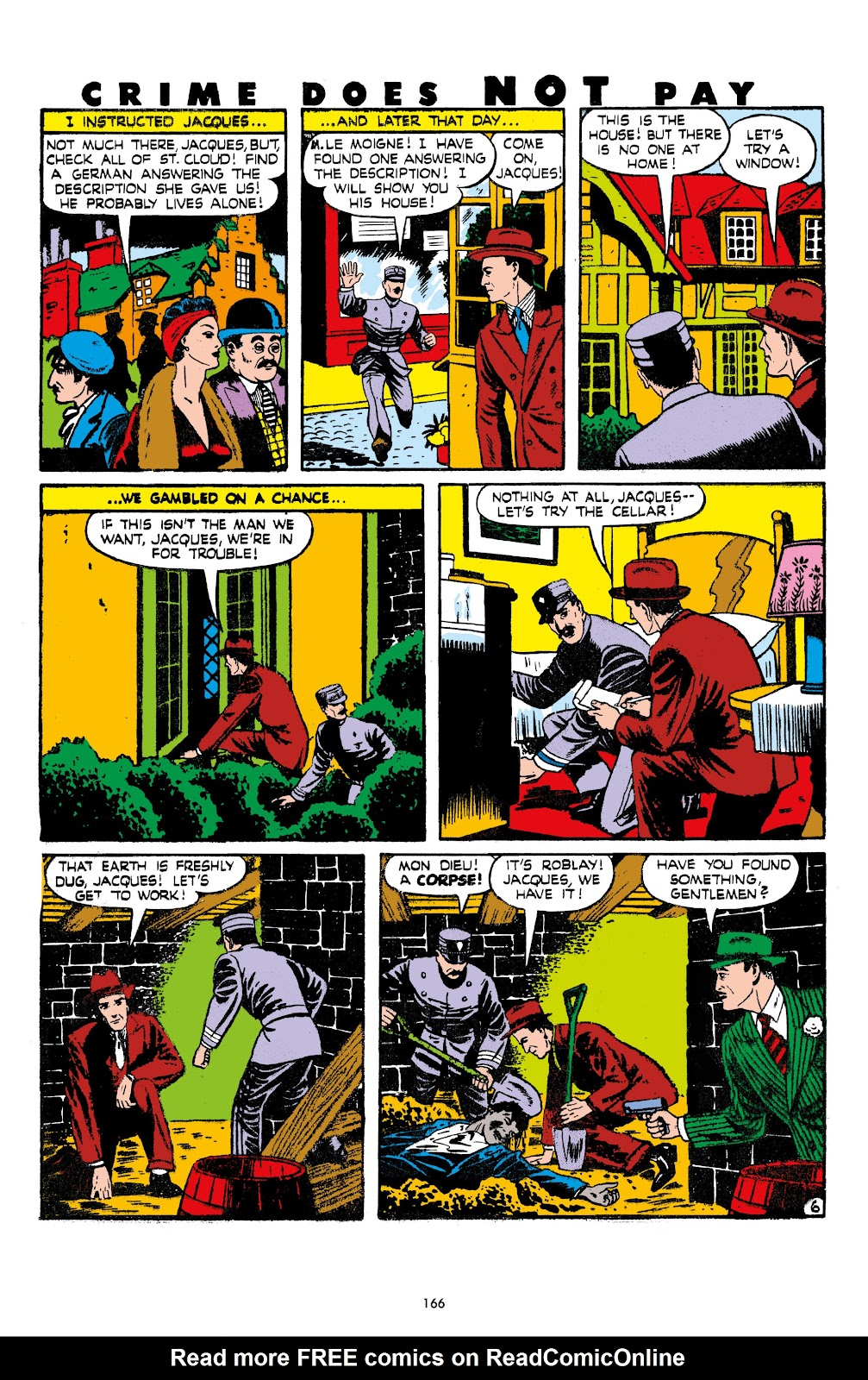 Read online Crime Does Not Pay Archives comic -  Issue # TPB 7 (Part 2) - 68