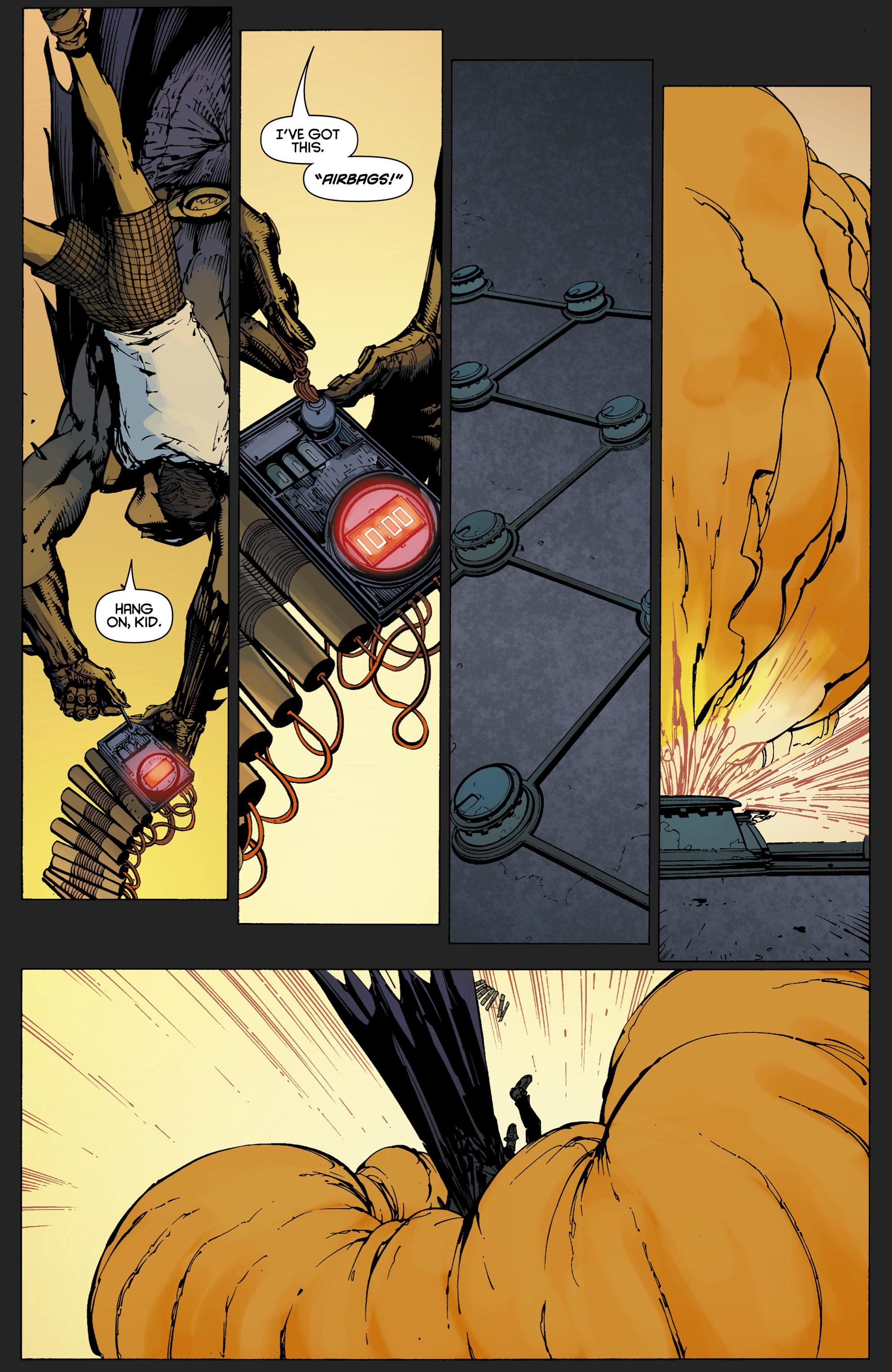 Read online Batman: The Return comic -  Issue # Full - 10