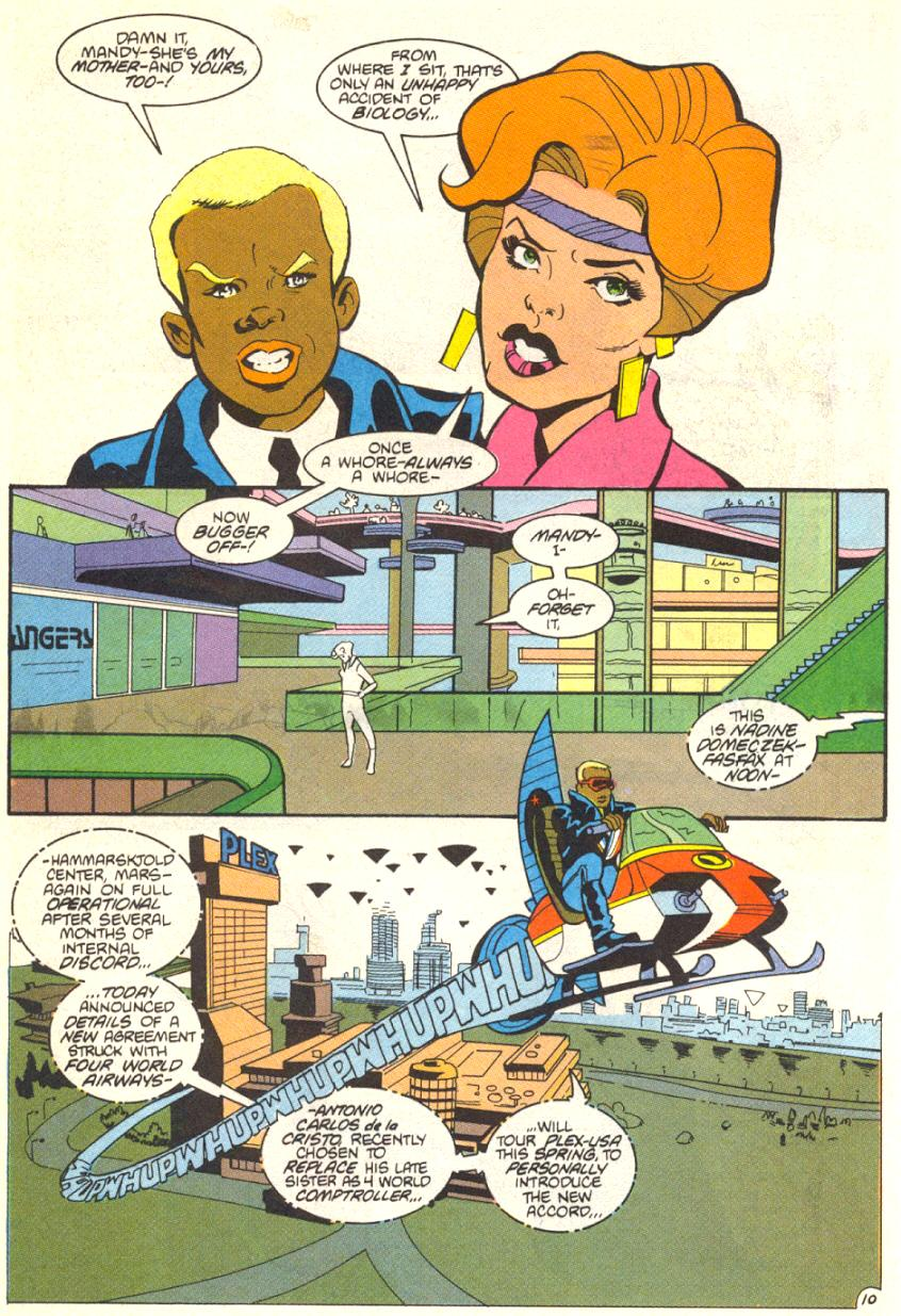 Read online American Flagg! comic -  Issue #13 - 11