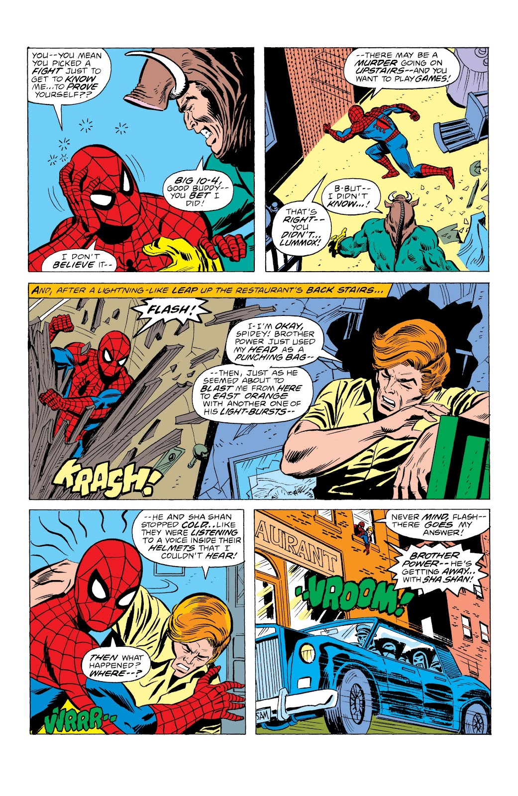 Read online Marvel Masterworks: The Spectacular Spider-Man comic -  Issue # TPB (Part 3) - 15