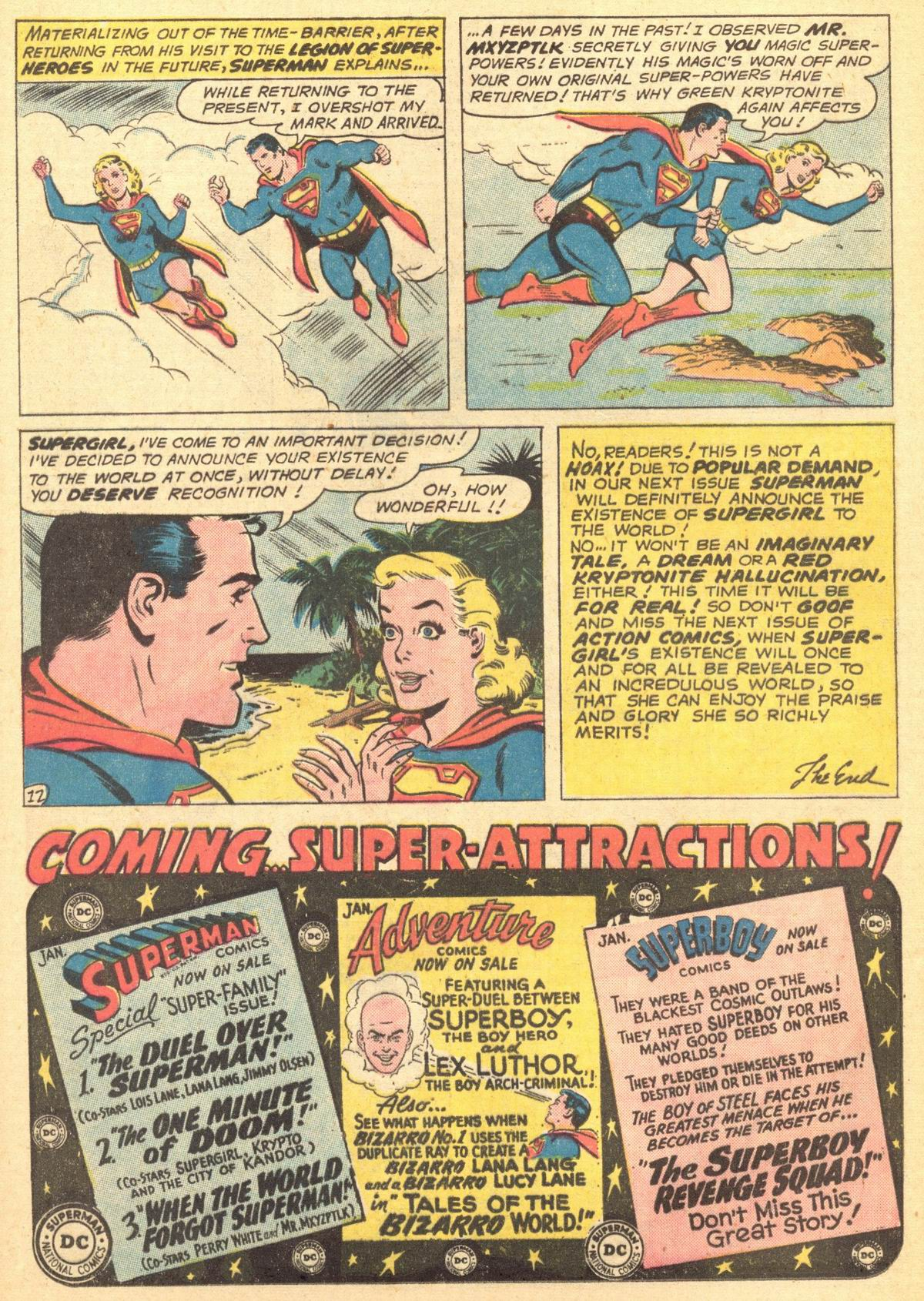 Read online Action Comics (1938) comic -  Issue #284 - 32