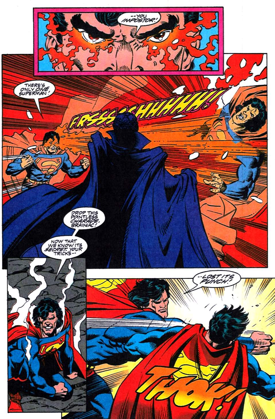 Read online Adventures of Superman (1987) comic -  Issue #519 - 6