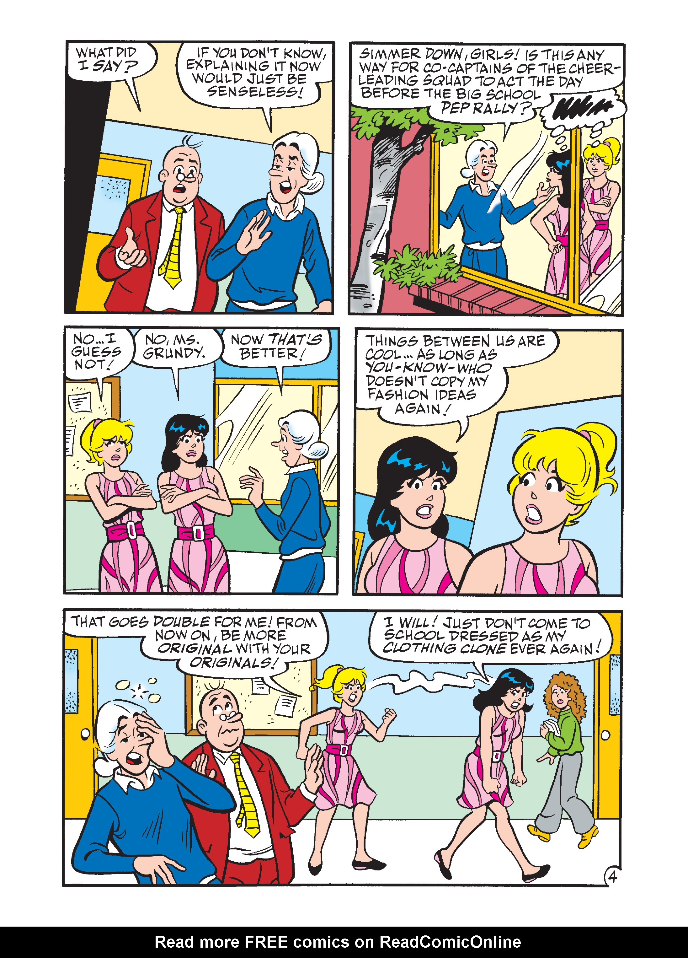 Read online Archie 75th Anniversary Digest comic -  Issue #4 - 38