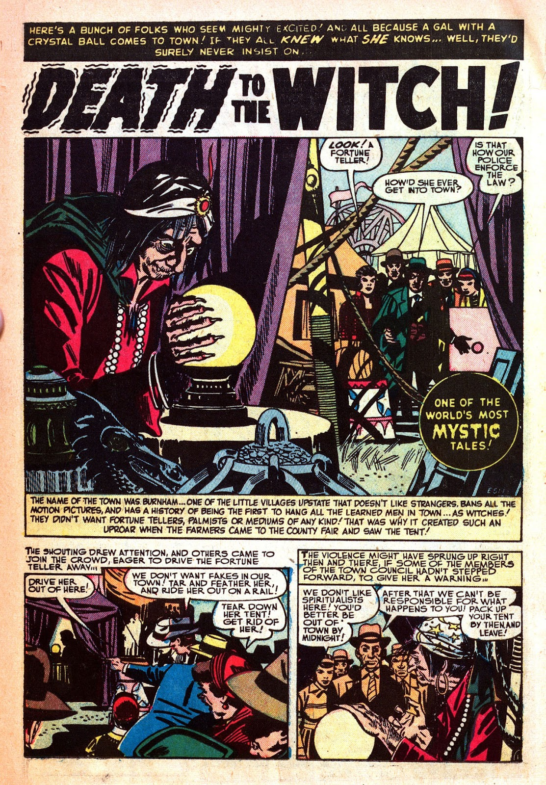 Mystic (1951) issue 32 - Page 22