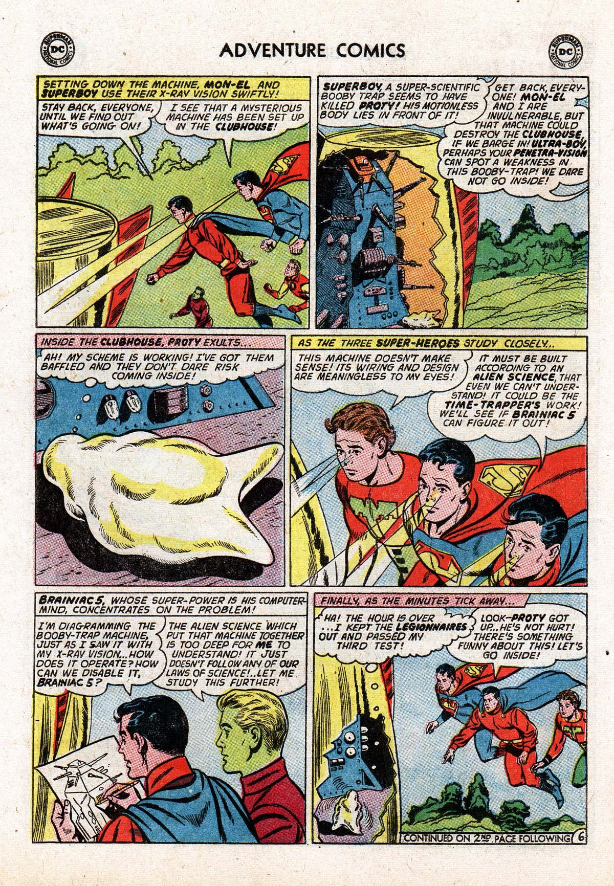 Read online Adventure Comics (1938) comic -  Issue #322 - 18