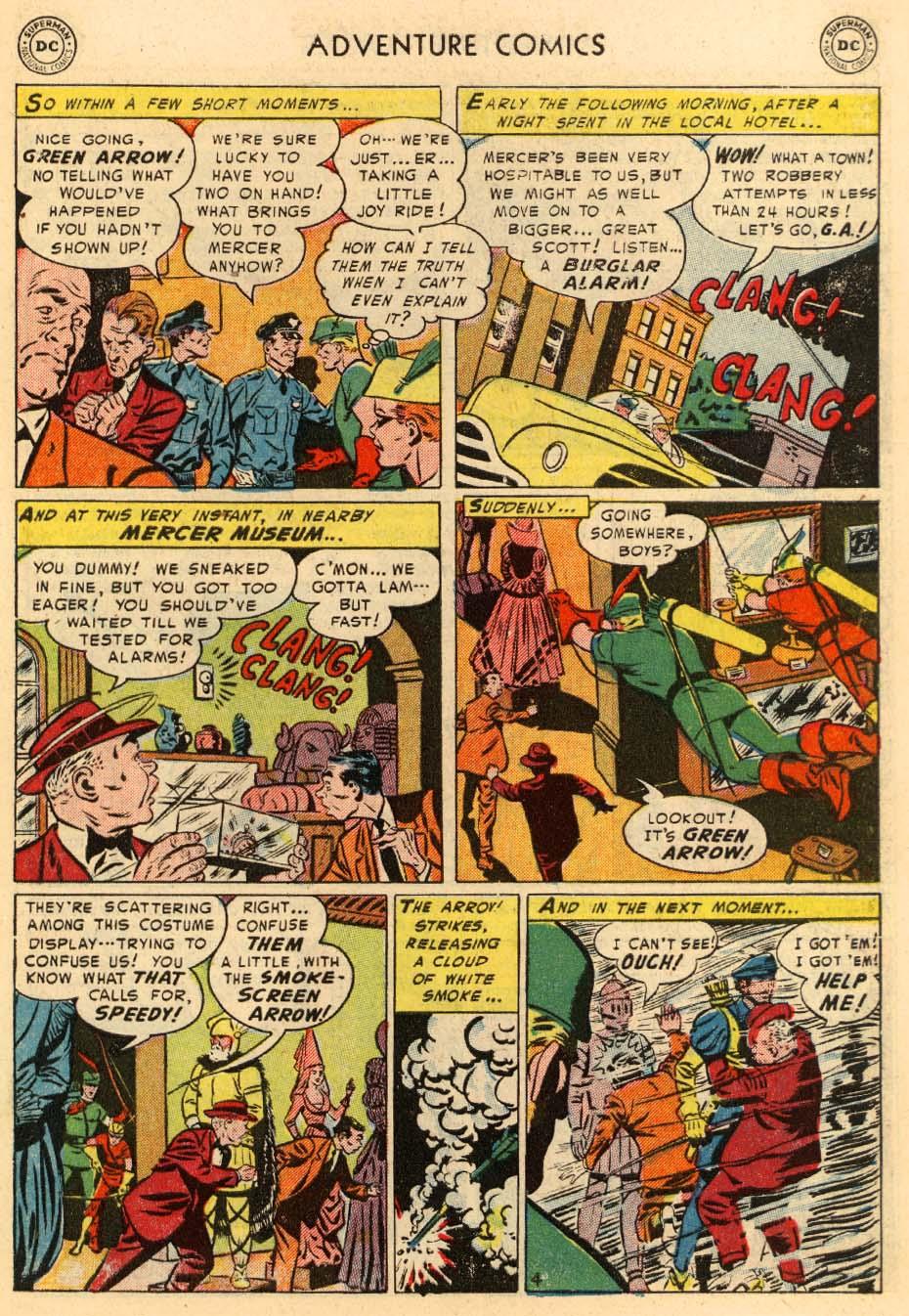 Read online Adventure Comics (1938) comic -  Issue #195 - 37