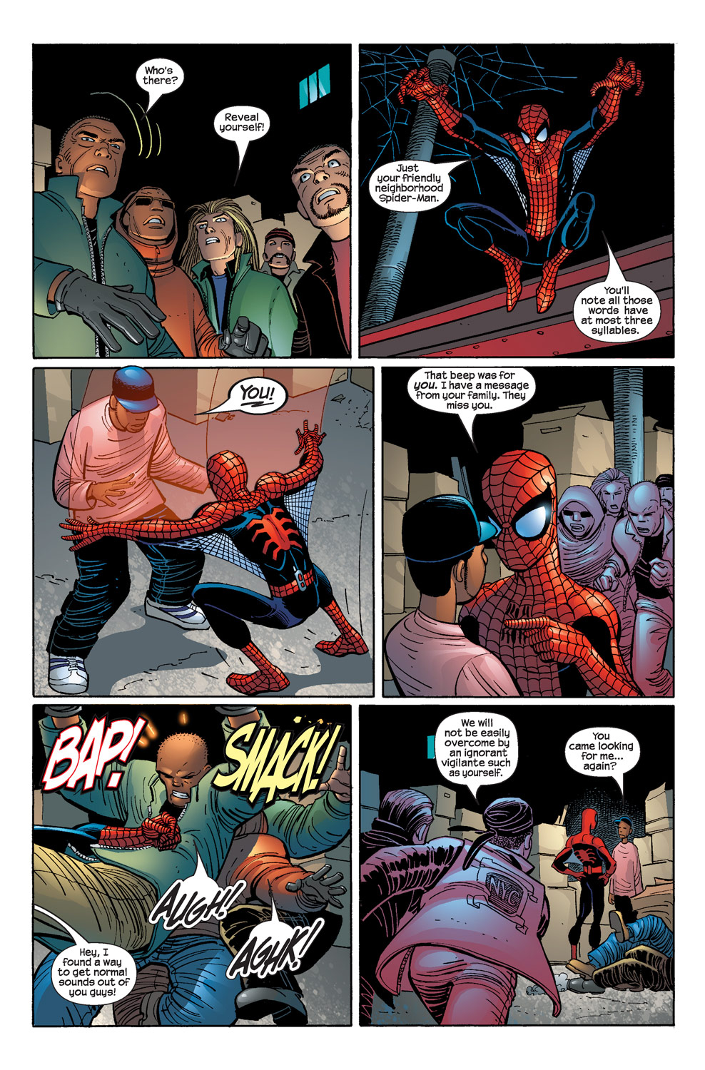 The Amazing Spider-Man (1999) 56 Page 14