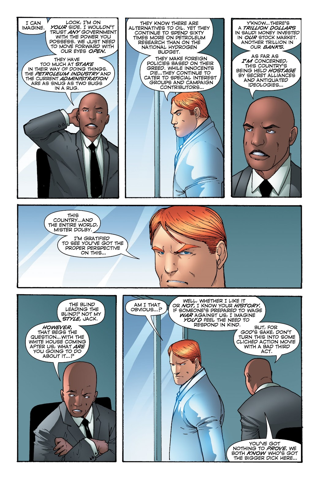 Wildcats Version 3.0 Issue #18 #18 - English 14
