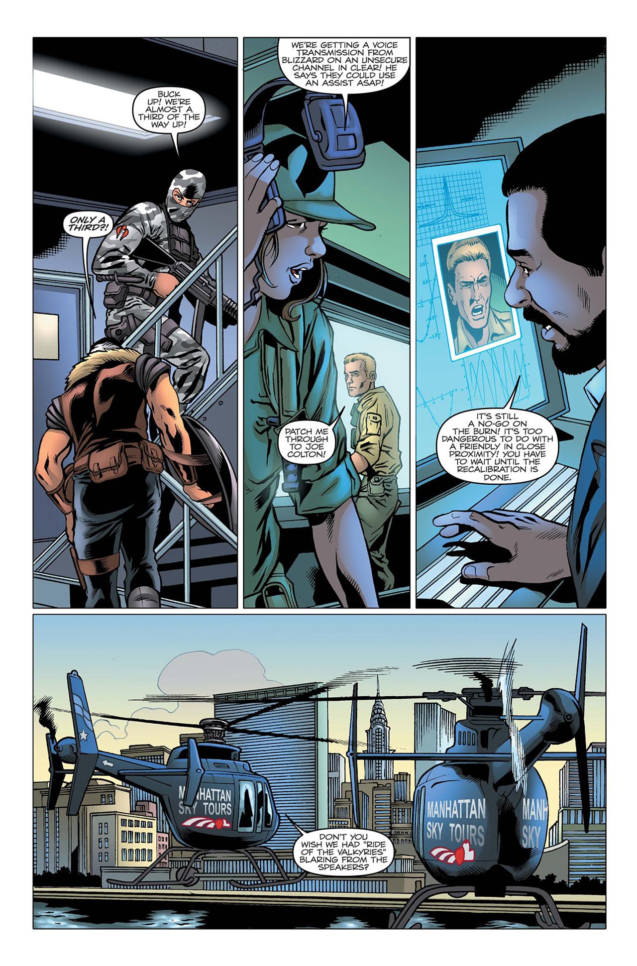 G.I. Joe: A Real American Hero 168 Page 19