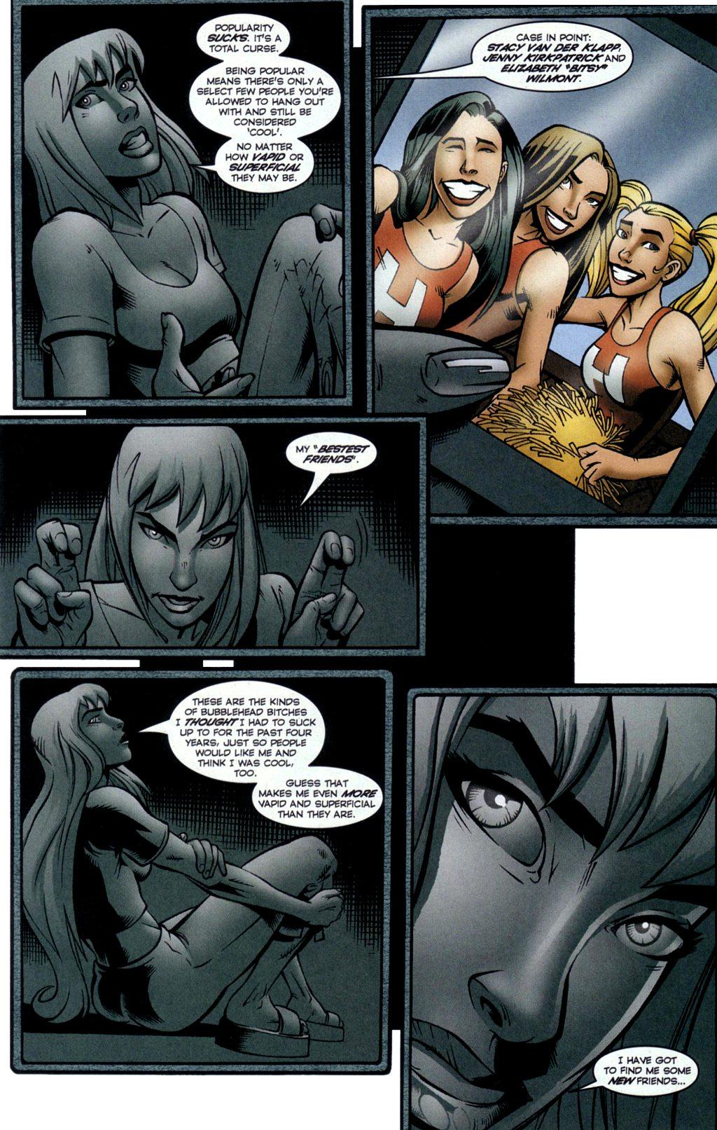 Read online Jezebelle comic -  Issue #2 - 12