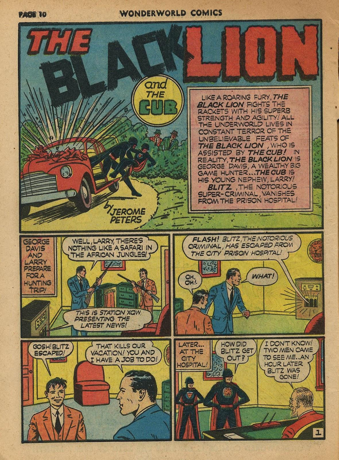 Wonderworld Comics issue 23 - Page 12