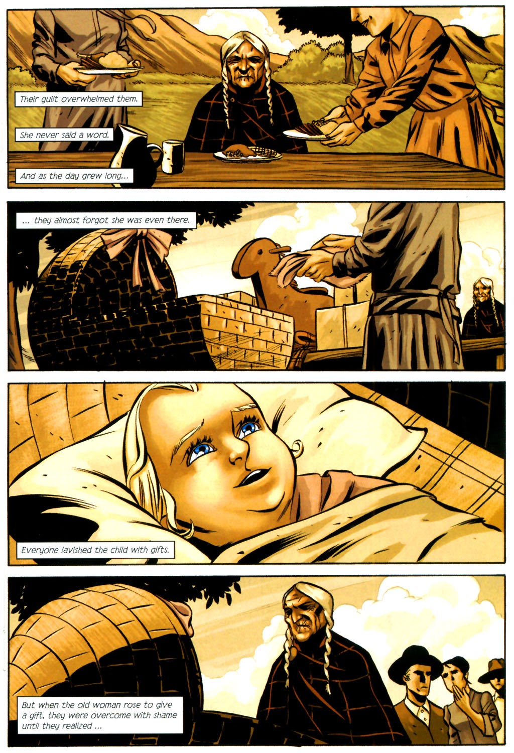 Read online The Ballad of Sleeping Beauty comic -  Issue #1 - 21