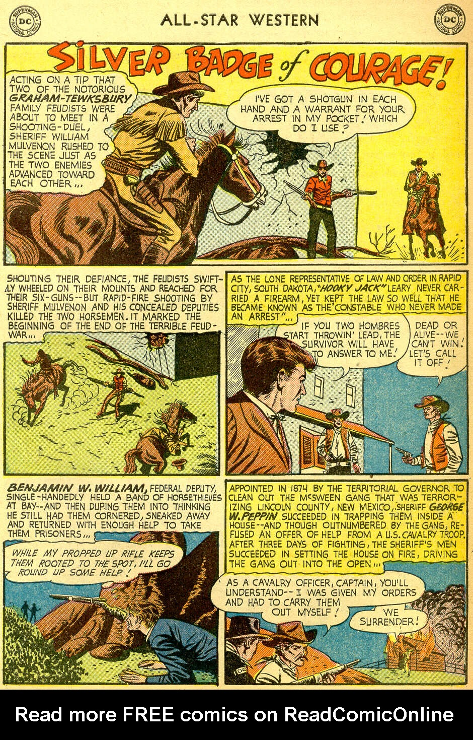 All-Star Western (1951) issue 81 - Page 27