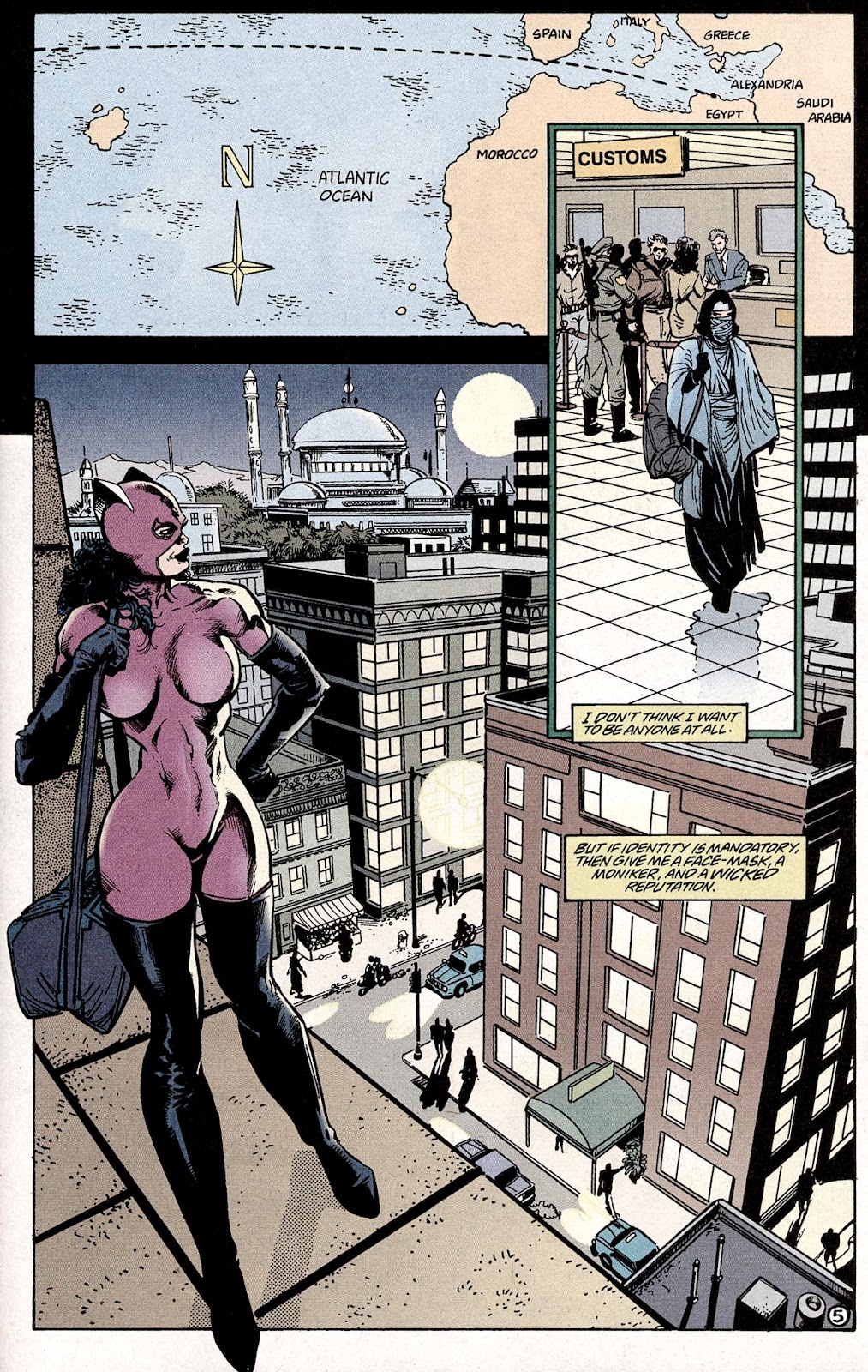Catwoman (1993) Annual 4 #4 - English 7