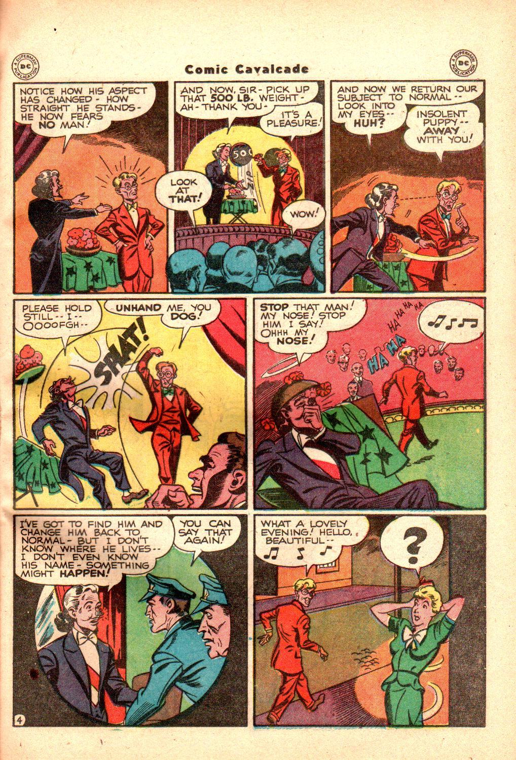 Comic Cavalcade issue 21 - Page 23