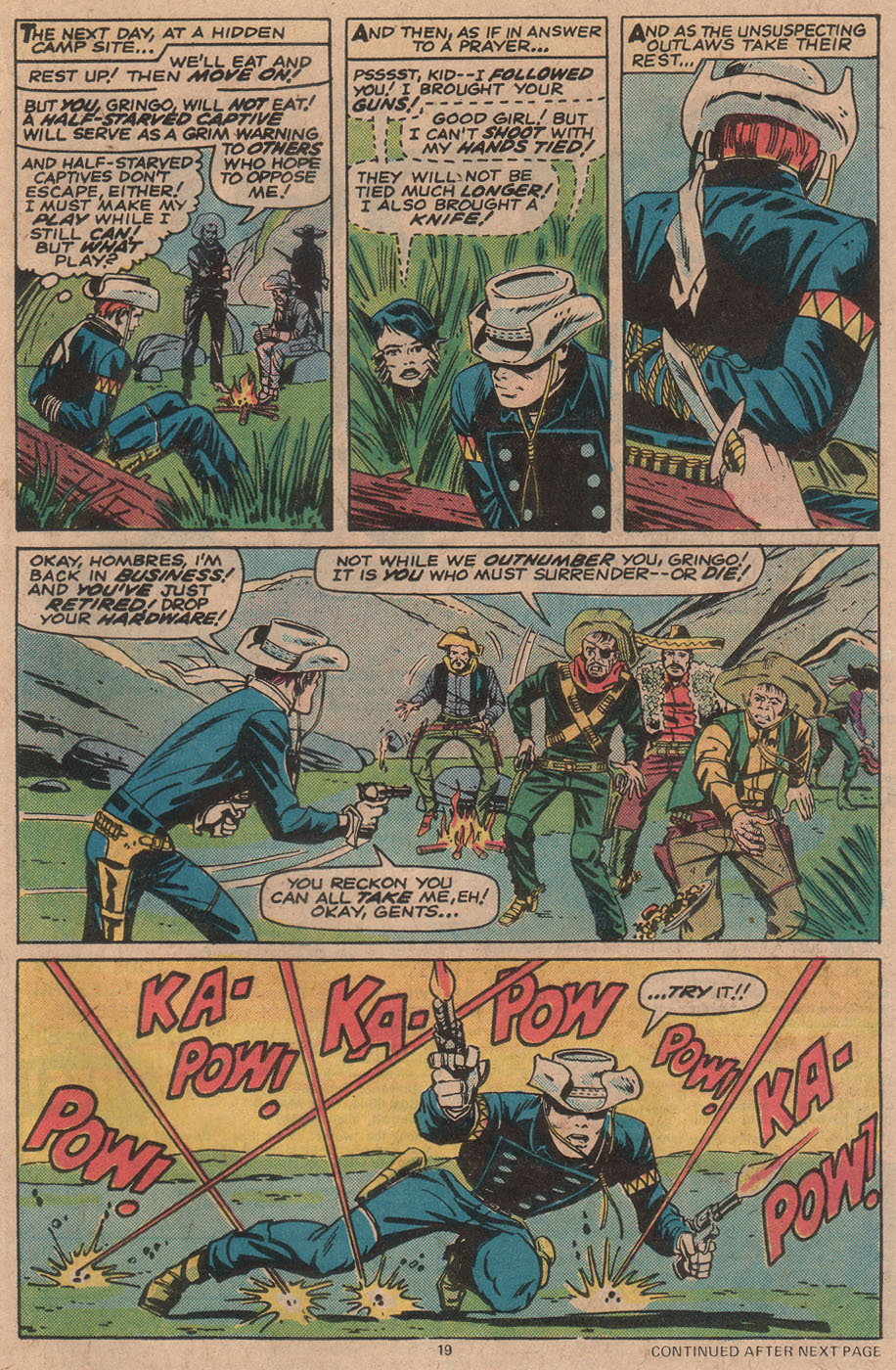 The Rawhide Kid (1955) issue 142 - Page 21