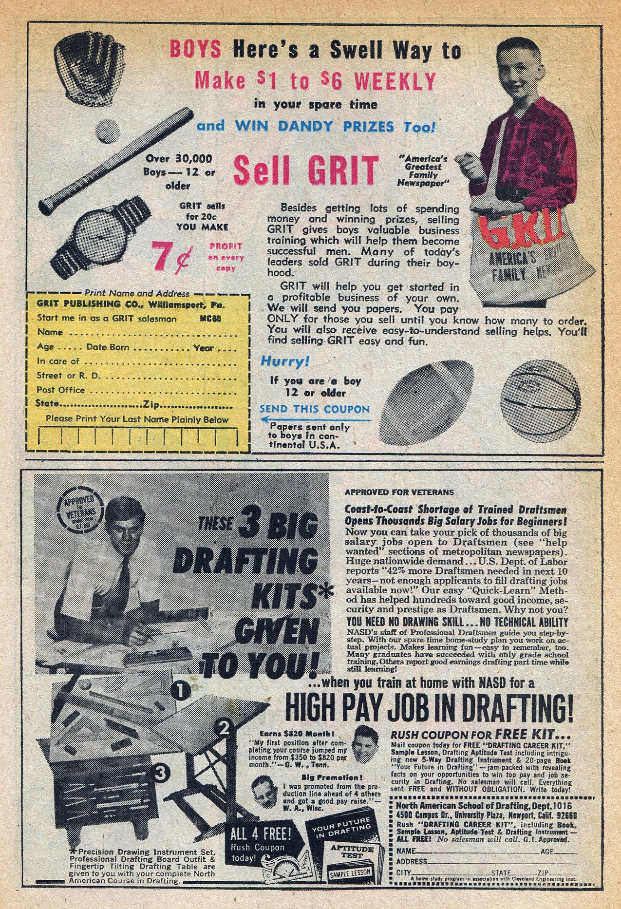 Read online Amazing Adventures (1970) comic -  Issue #1 - 15