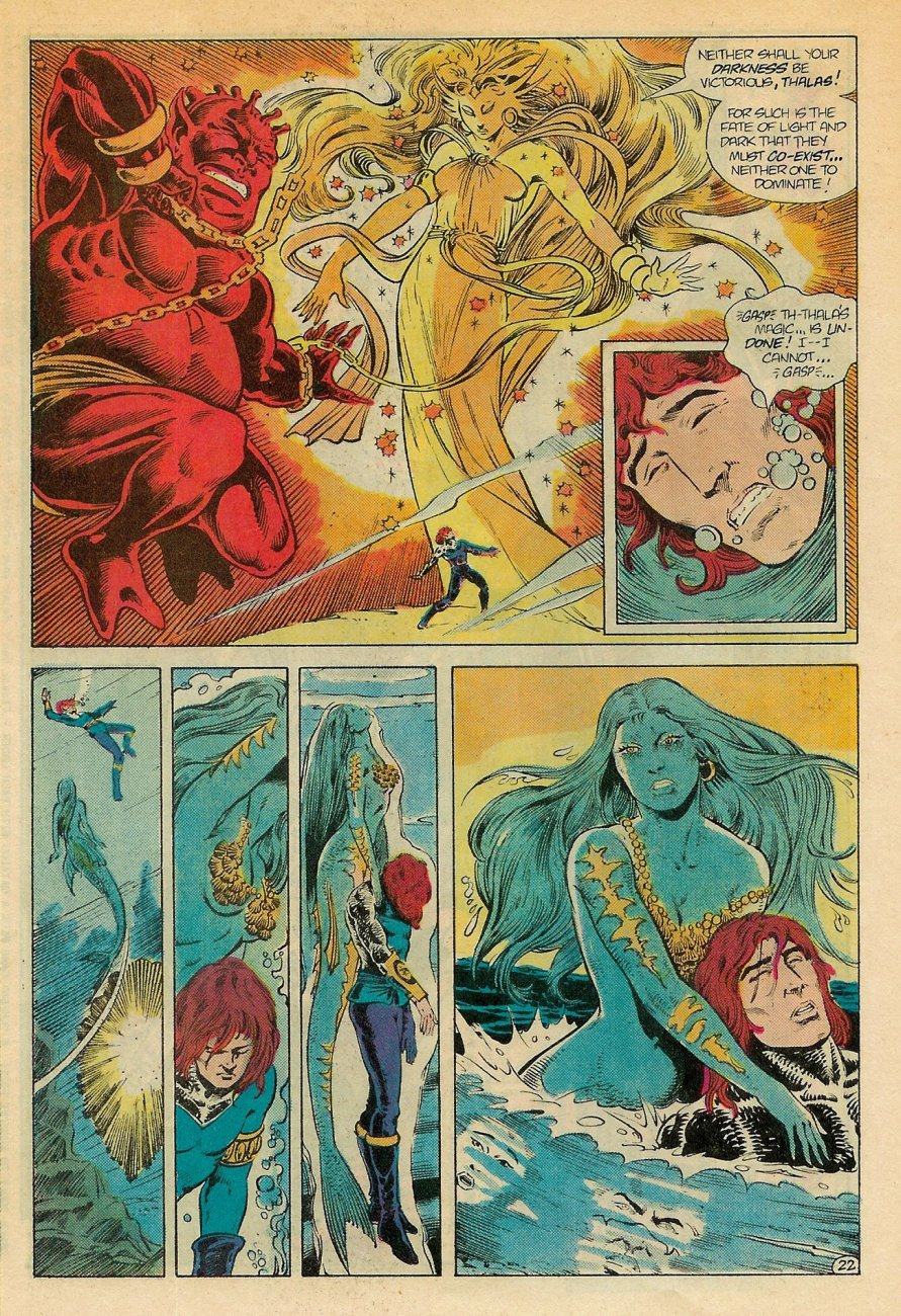 Read online Arion, Lord of Atlantis comic -  Issue #19 - 23